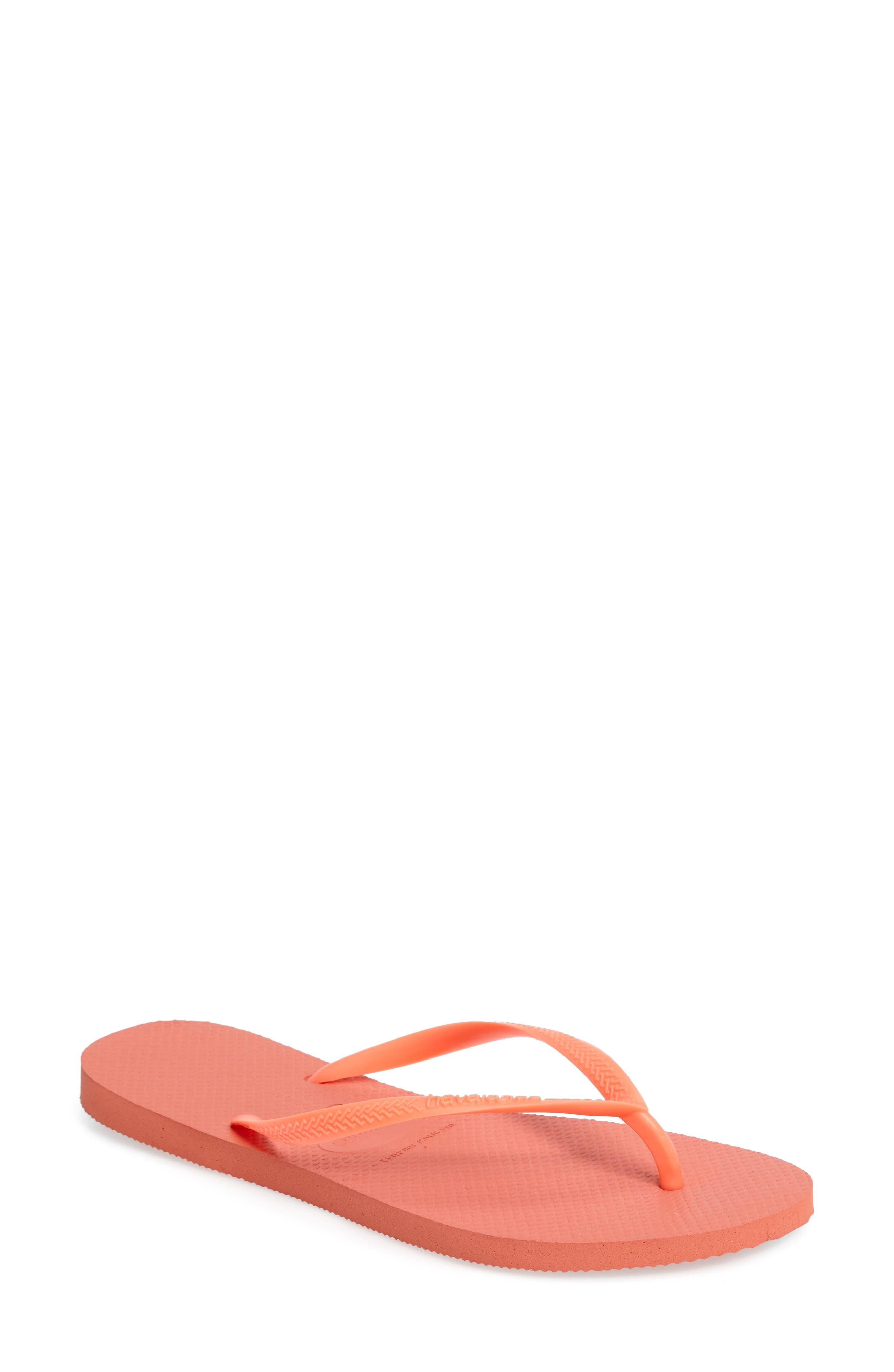 Alternate Image 1 Selected - Havaianas 'Slim' Flip Flop (Women)