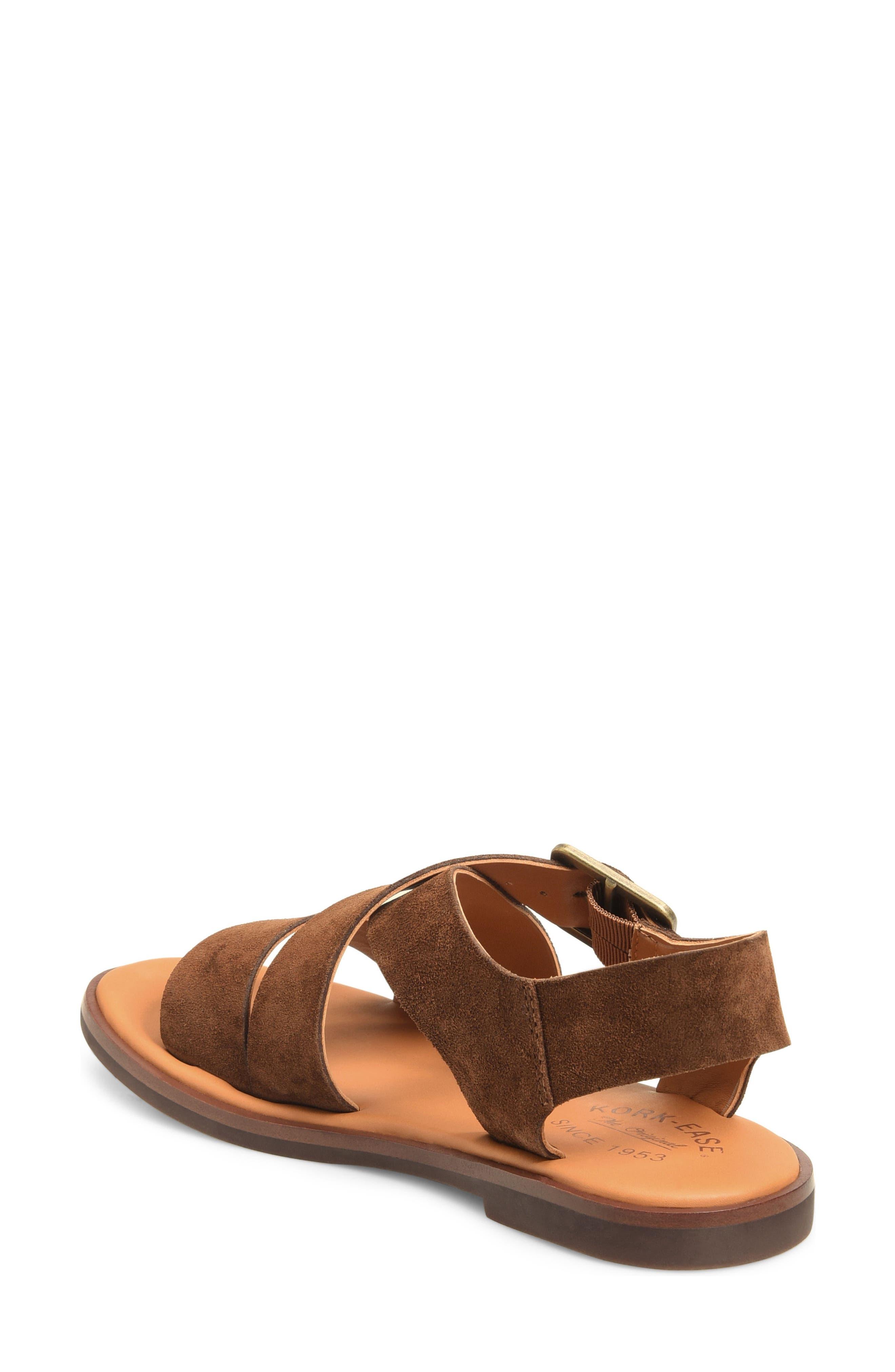 Alternate Image 2  - Kork-Ease® 'Nara' Flat Sandal (Women)