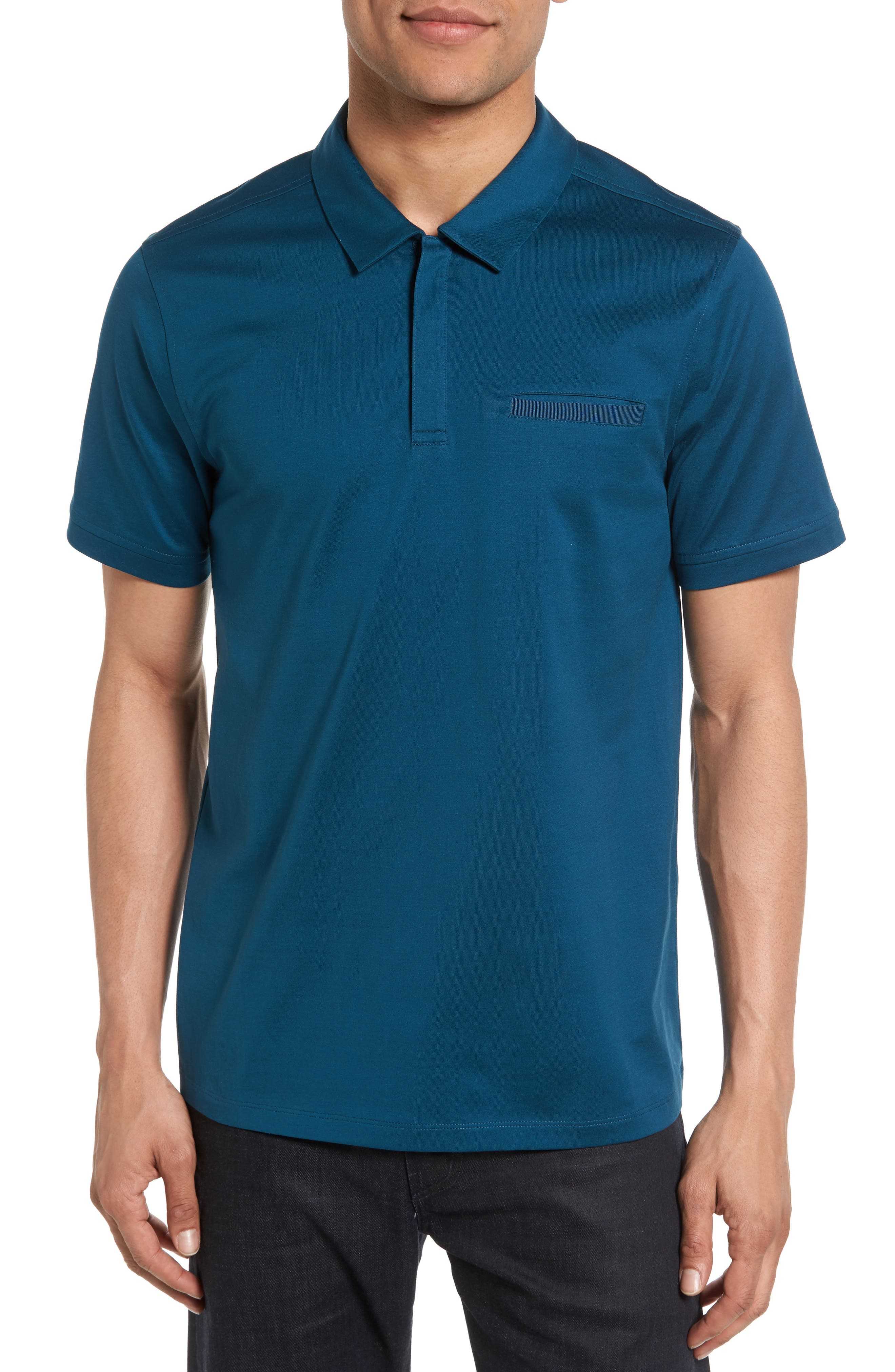 Calibrate Cotton Polo