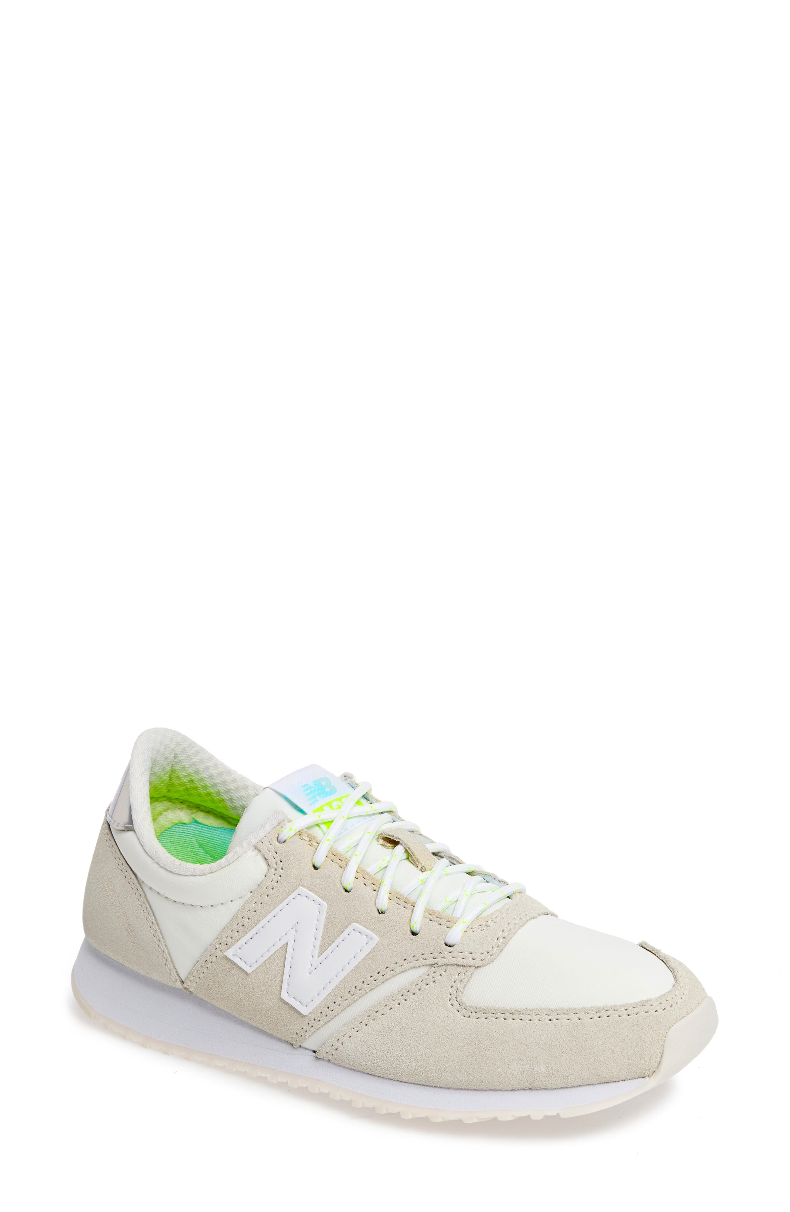 Alternate Image 1 Selected - New Balance '420' Sneaker (Women)
