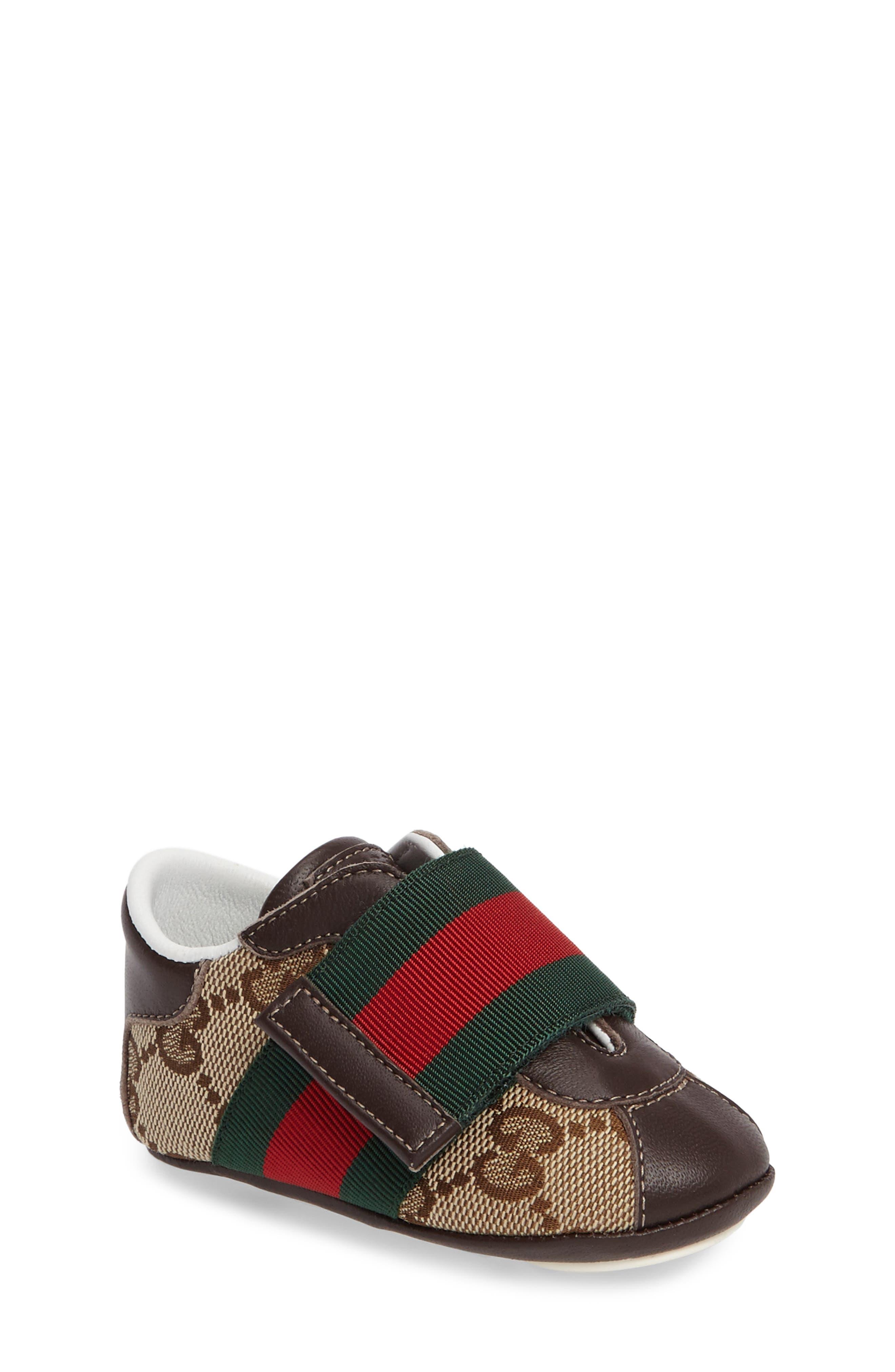 Gucci Icon Crib Shoe Baby