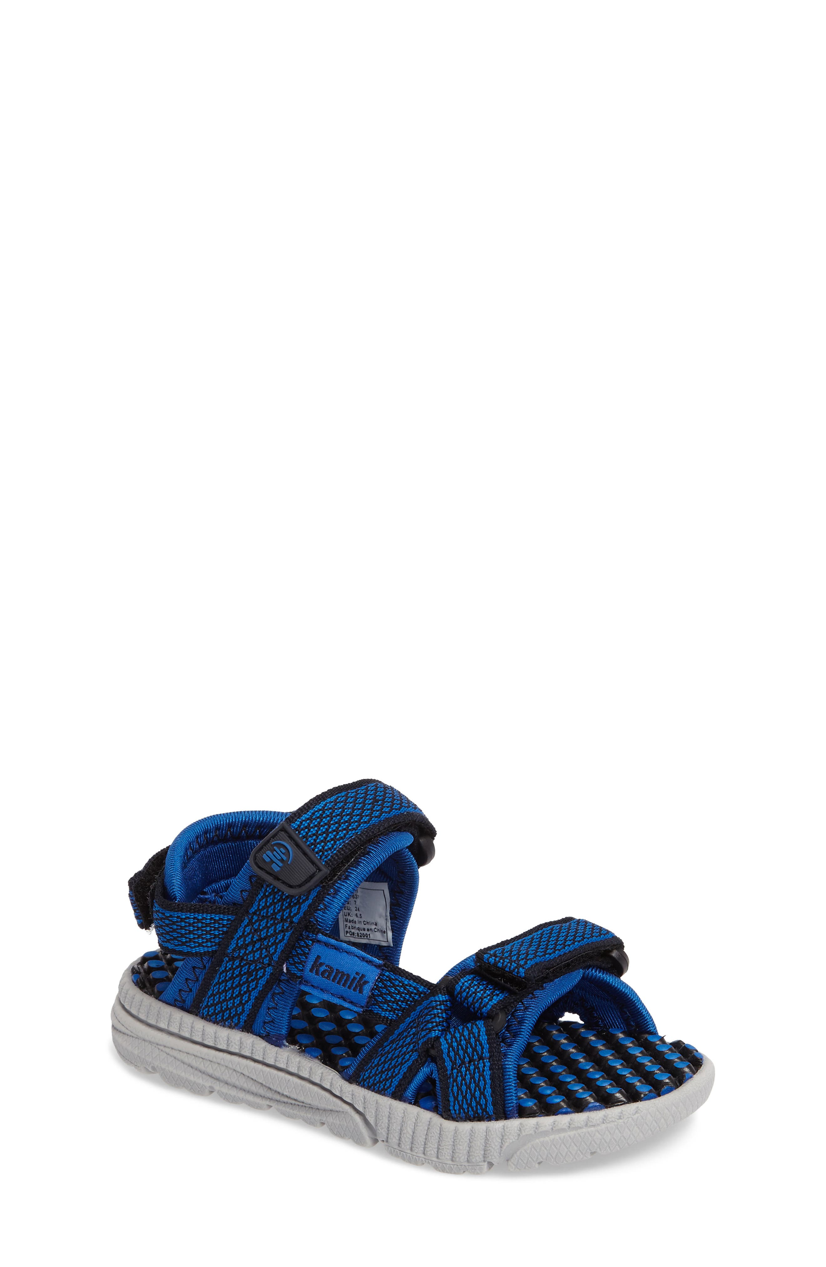 Kamik Match Sandals (Walker & Toddler)