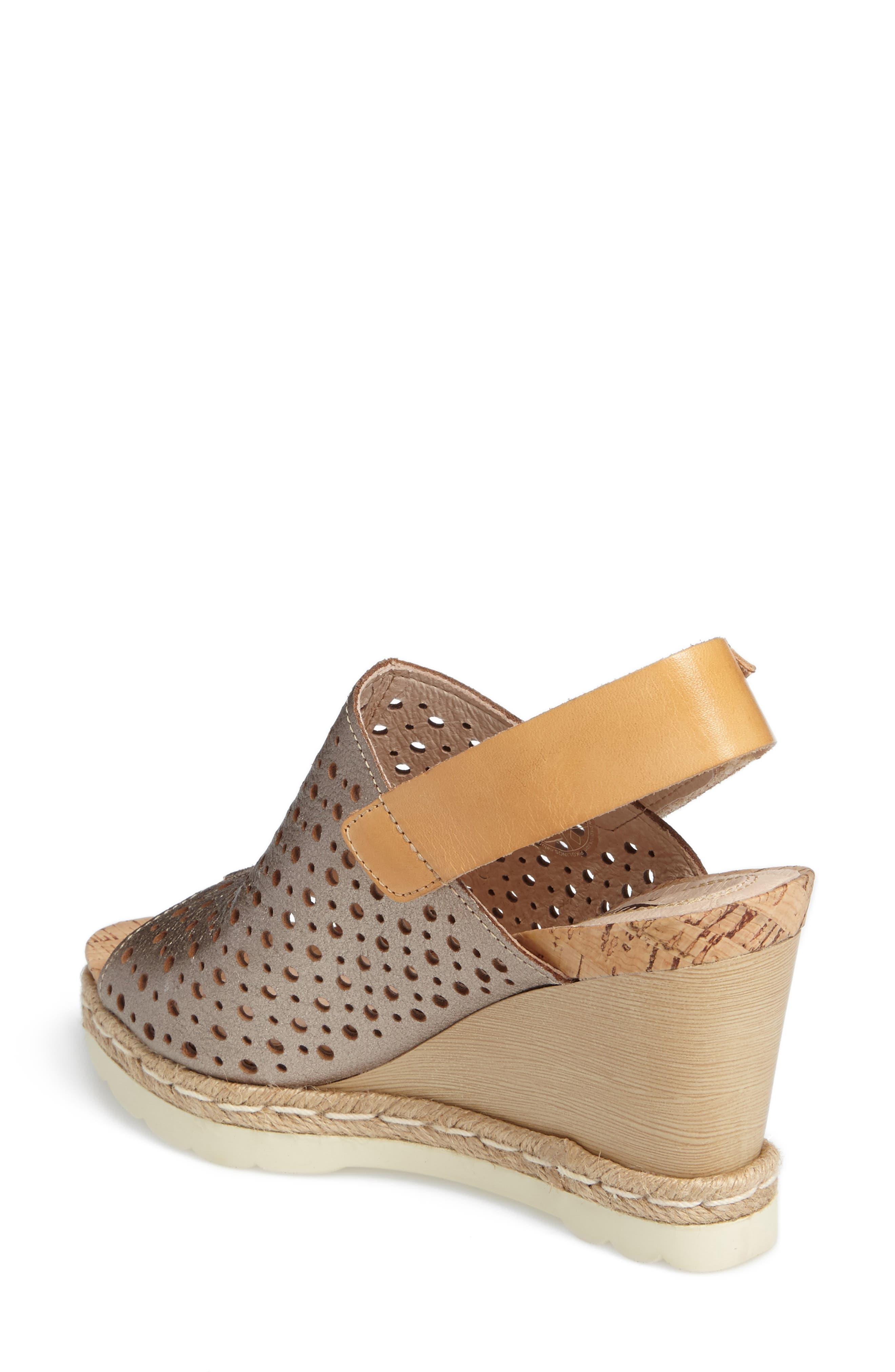 Alternate Image 2  - PIKOLINOS Bali Wedge Sandal (Women)