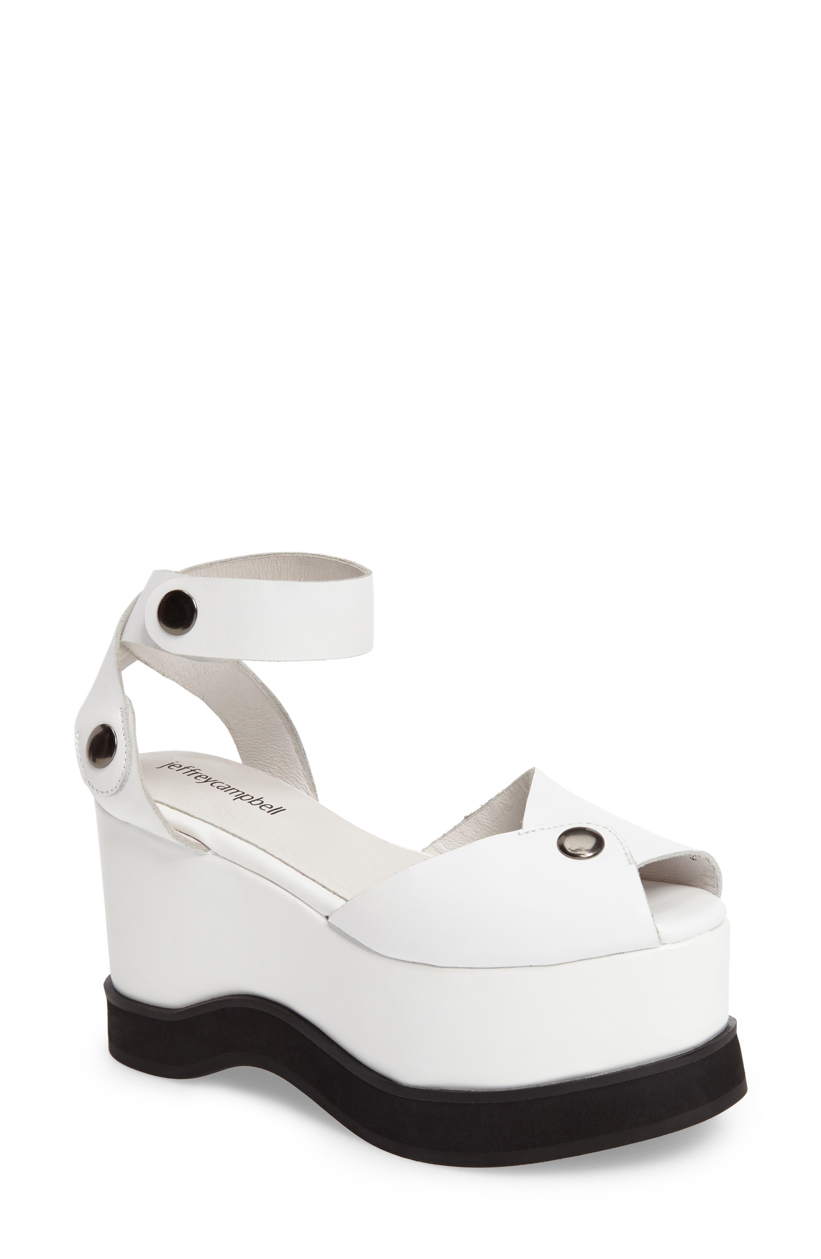 Jeffrey Campbell Latitude Platform Sandal (Women)