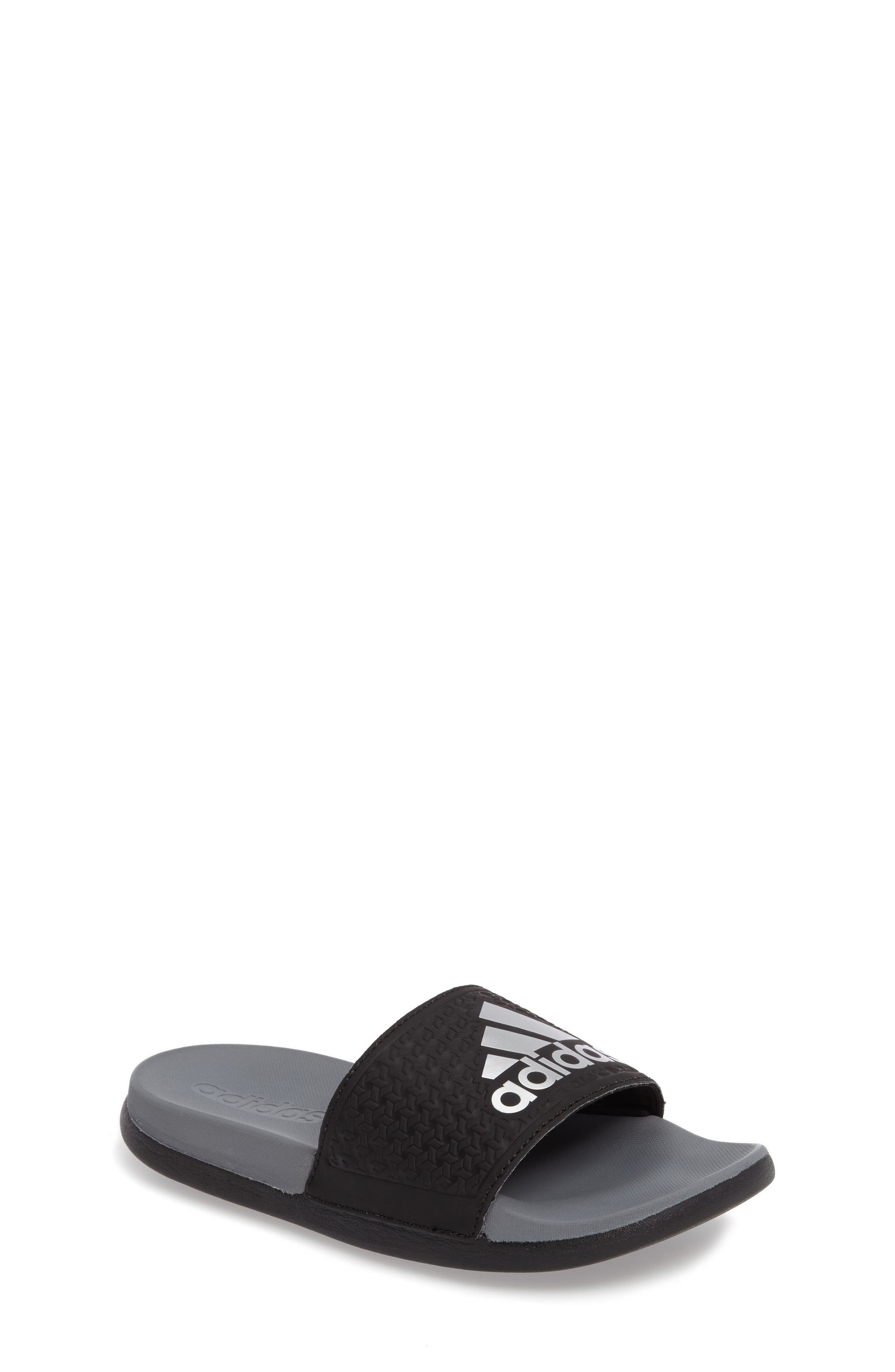 adidas Adilette Ultra Slide Sandal (Toddler, Little Kid & Big Kid)