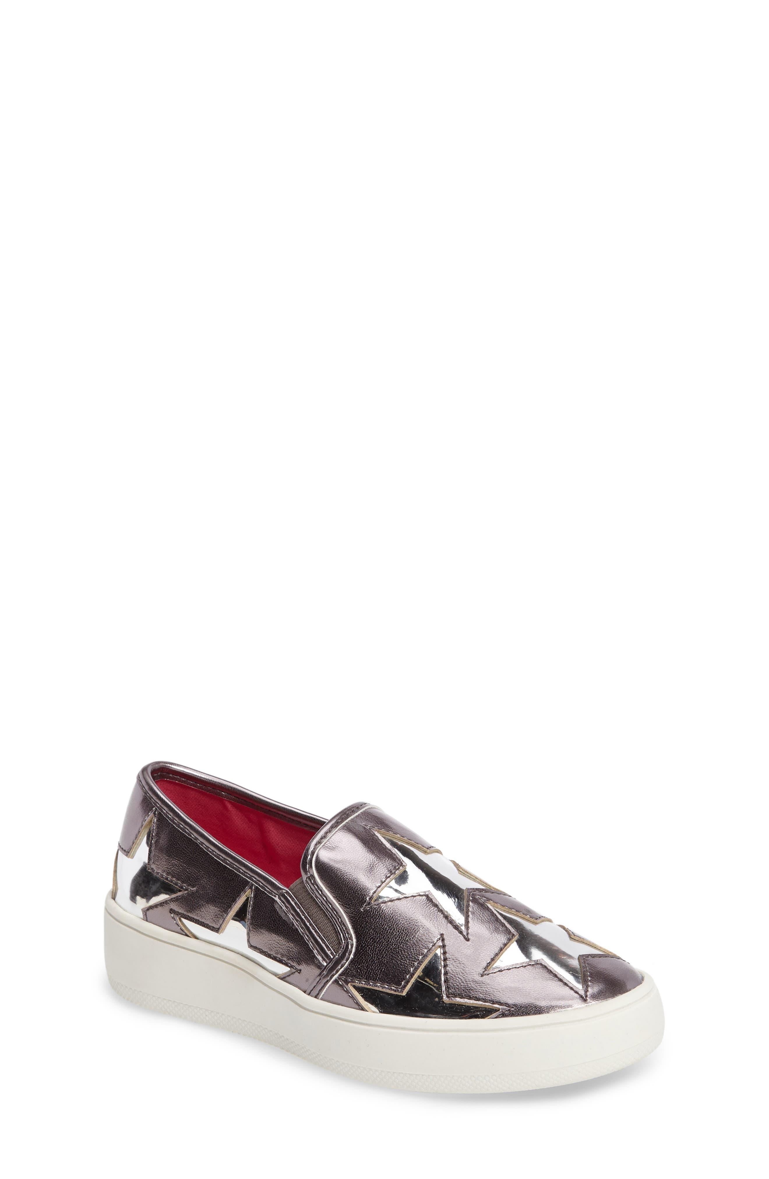 Steve Madden Famouse Star Slip-On Sneaker (Little Kid & Big Kid)