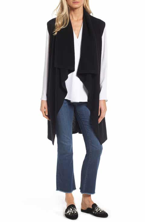 Black Cashmere Coats for Women | Nordstrom