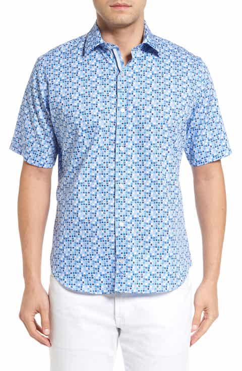 TailorByrd Nuttall Sport Shirt (Big   Tall)