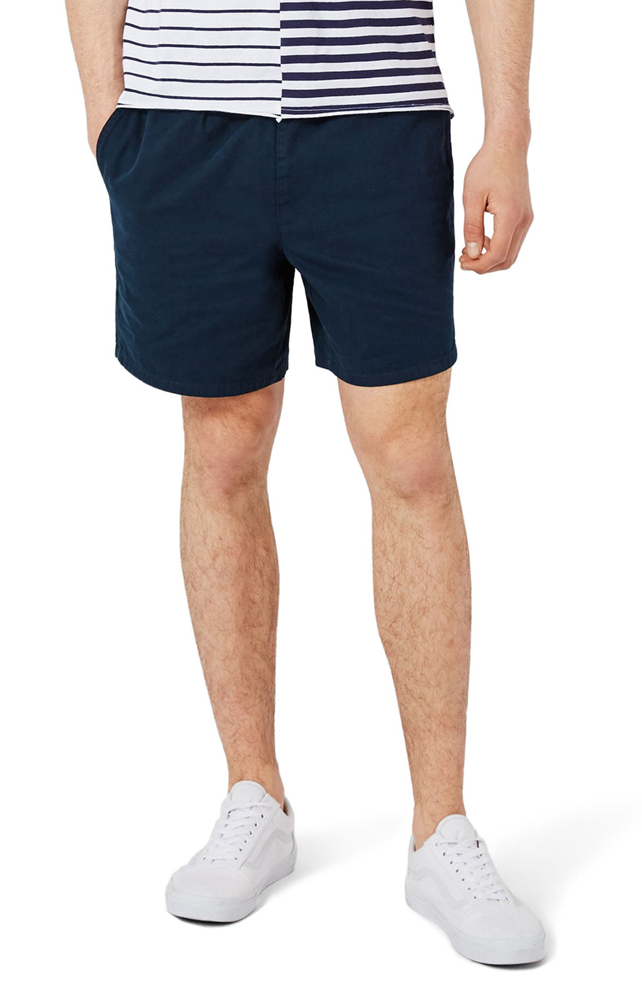 Topman Canvas Shorts