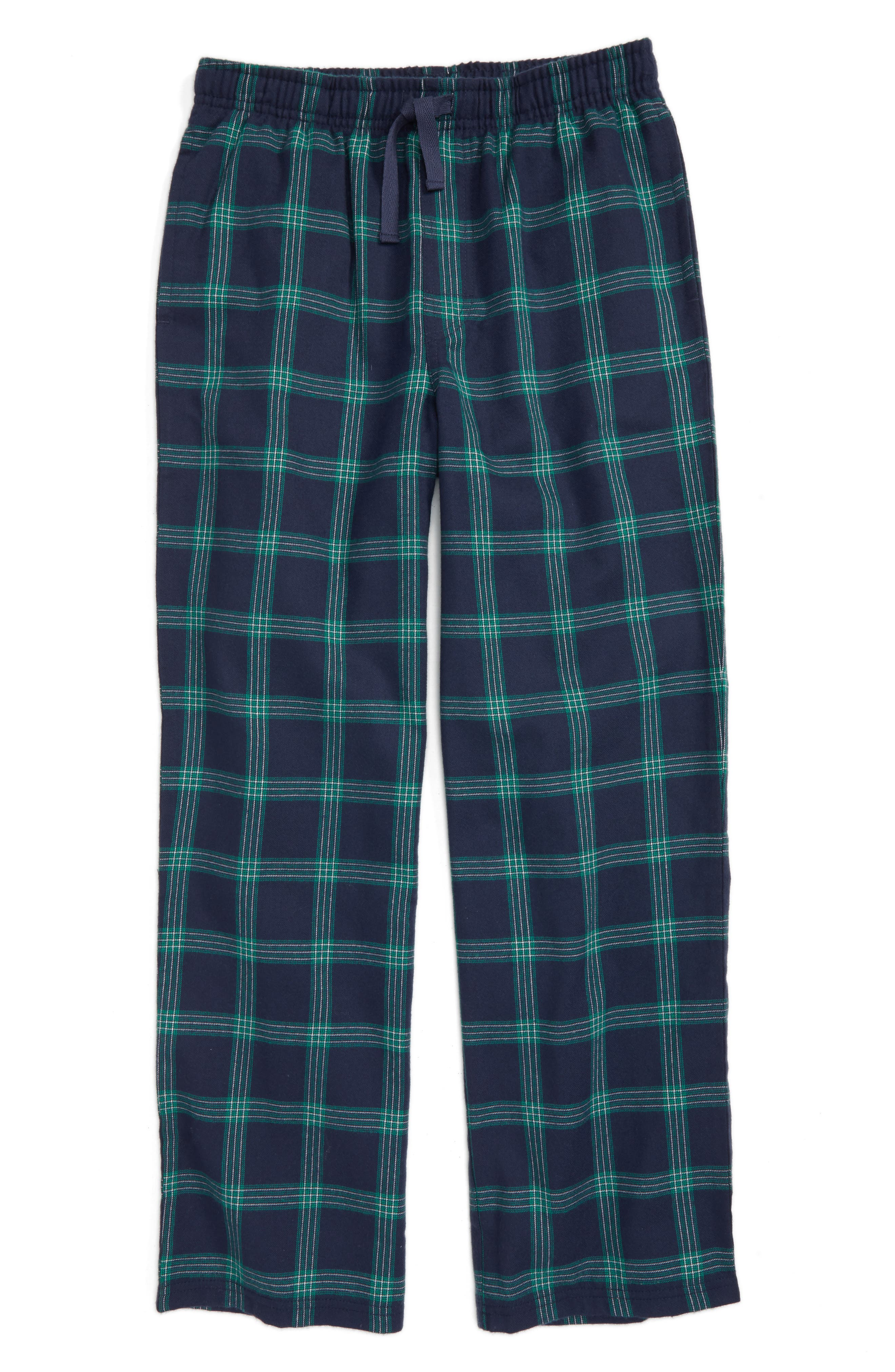 Tucker + Tate Plaid Flannel Pants (Big Boys)