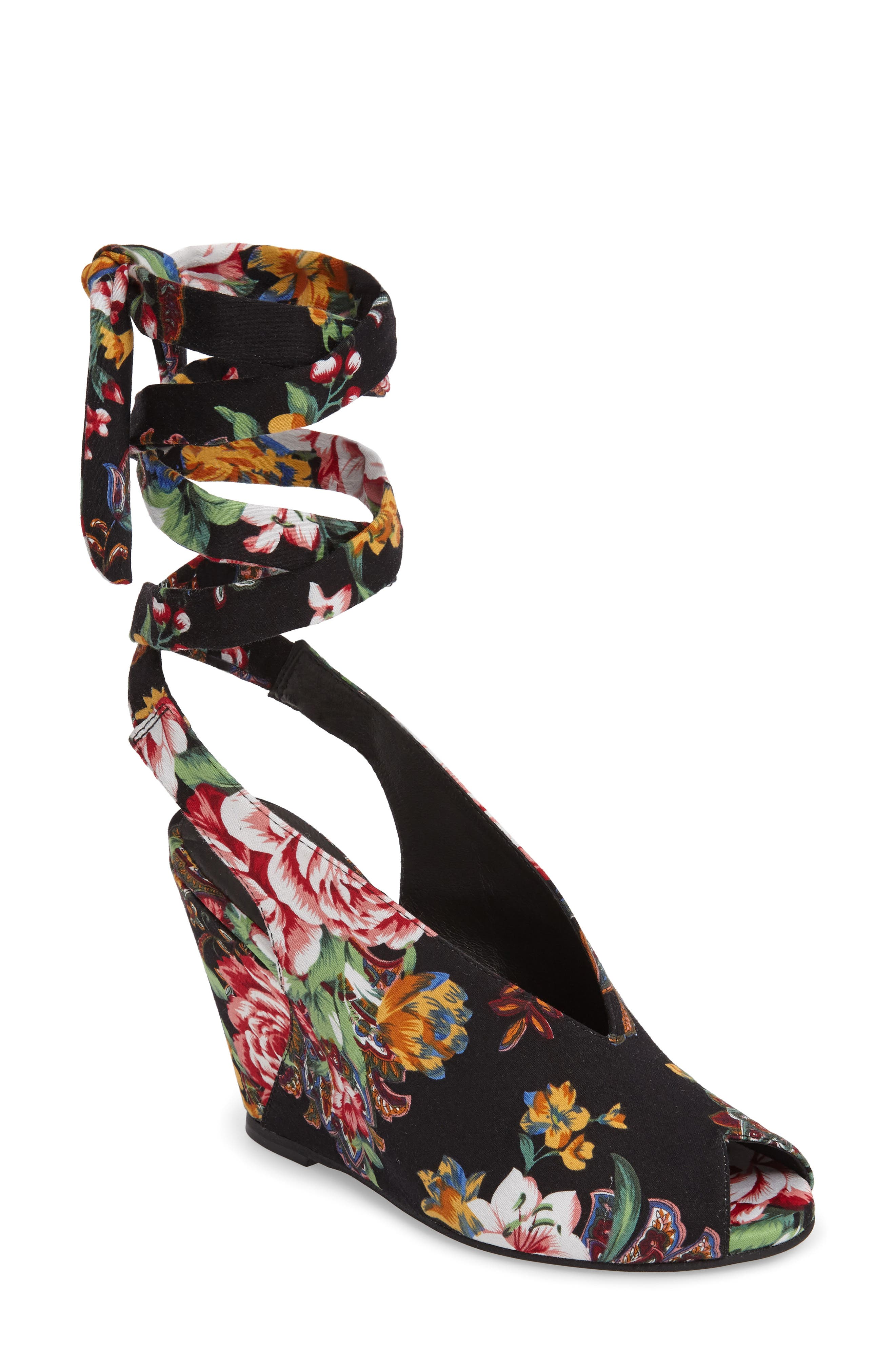 Jeffrey Campbell Verlina Wedge Sandal (Women)