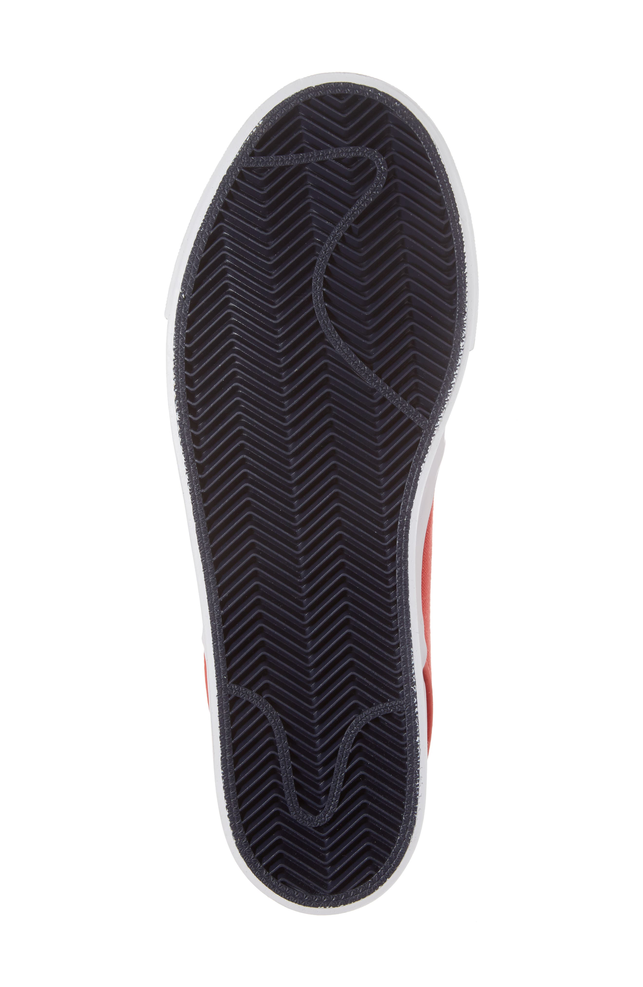 Alternate Image 6  - Nike 'Zoom - Stefan Janoski SB' Canvas Skate Shoe