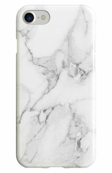 Recover White Marble iPhone 6/7 Case