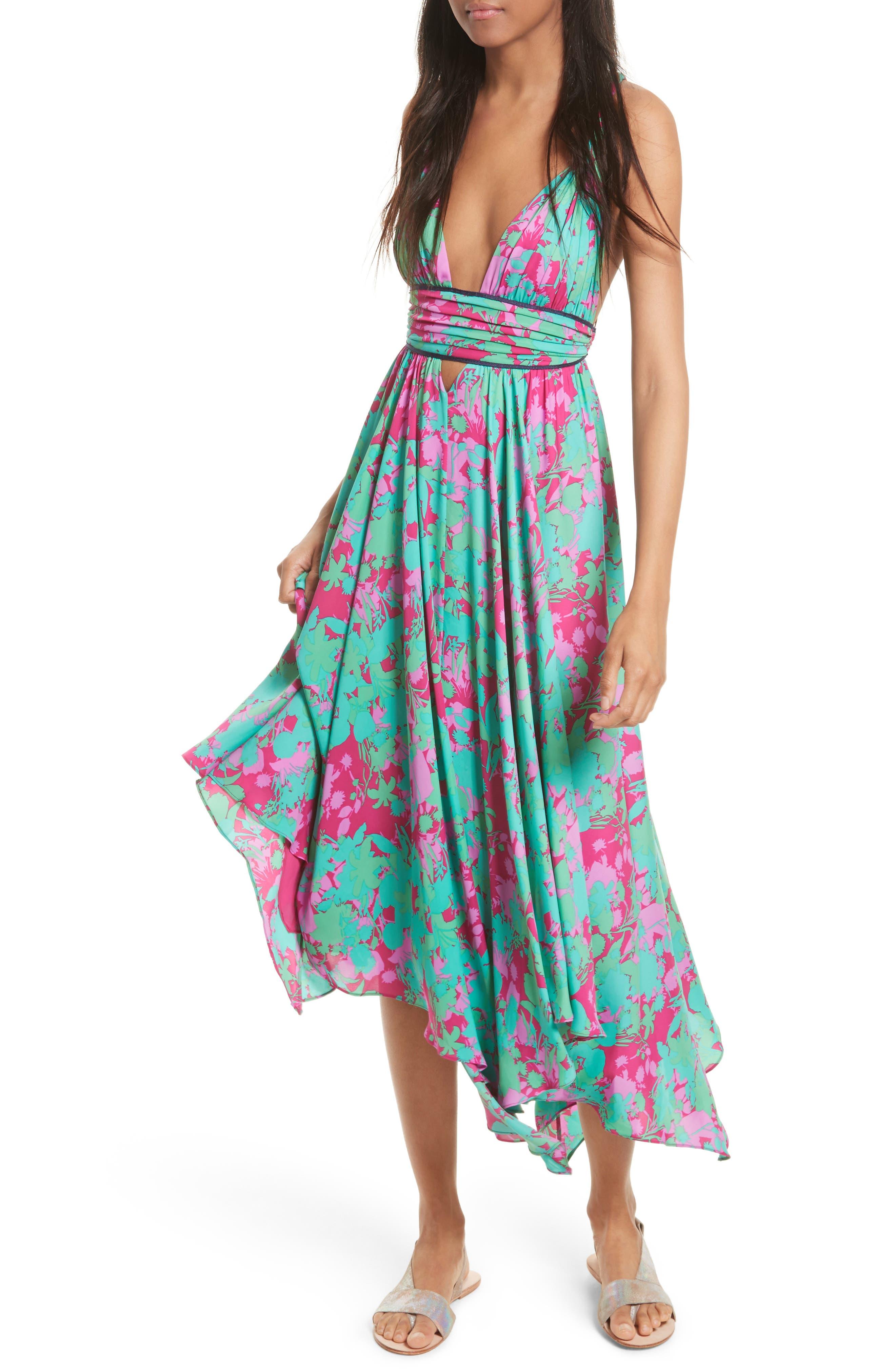Alternate Image 1 Selected - Free People Summer Night Maxi Dress