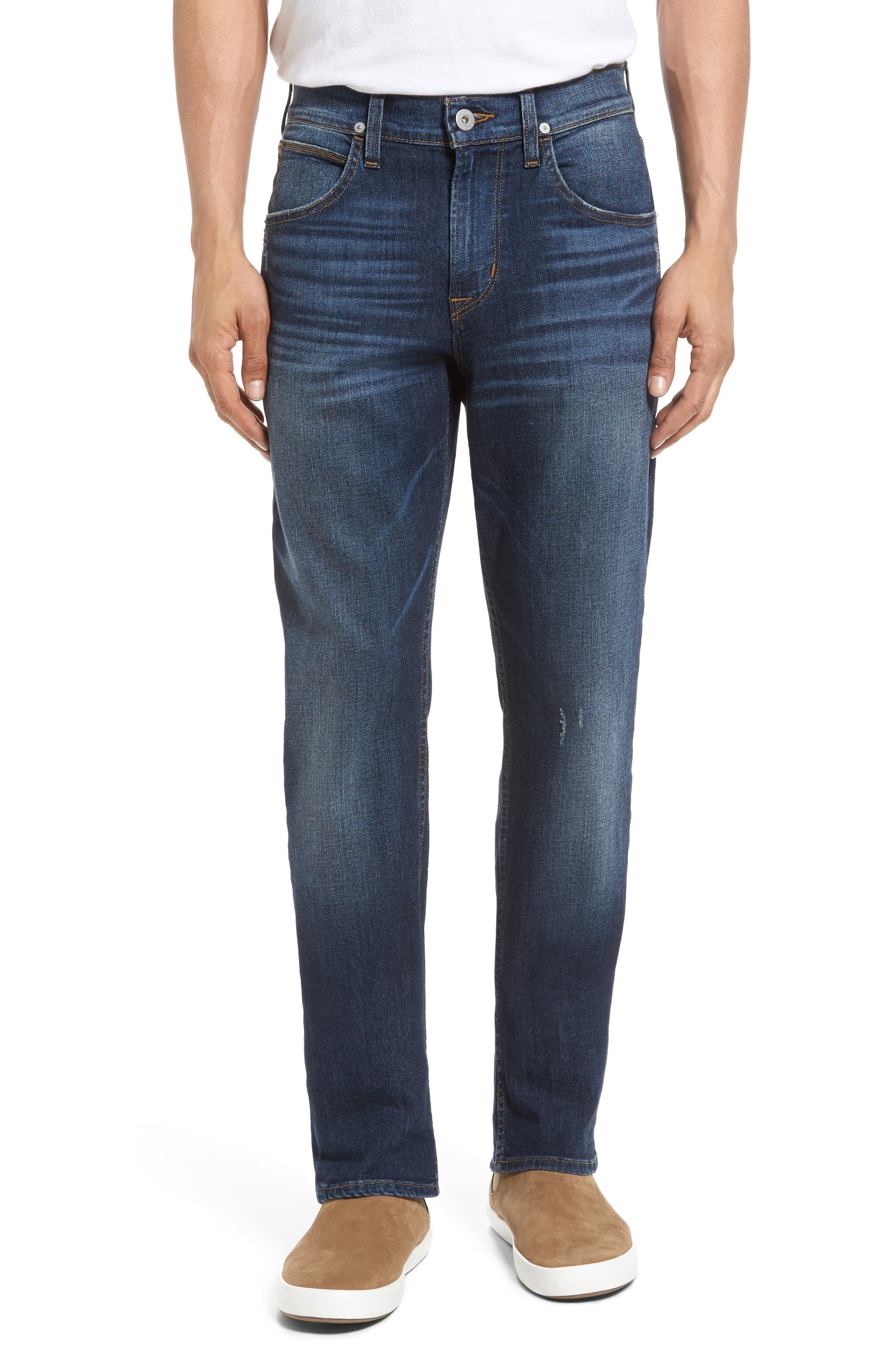 Hudson Jeans Blake Slim Fit Jeans (Confusion)