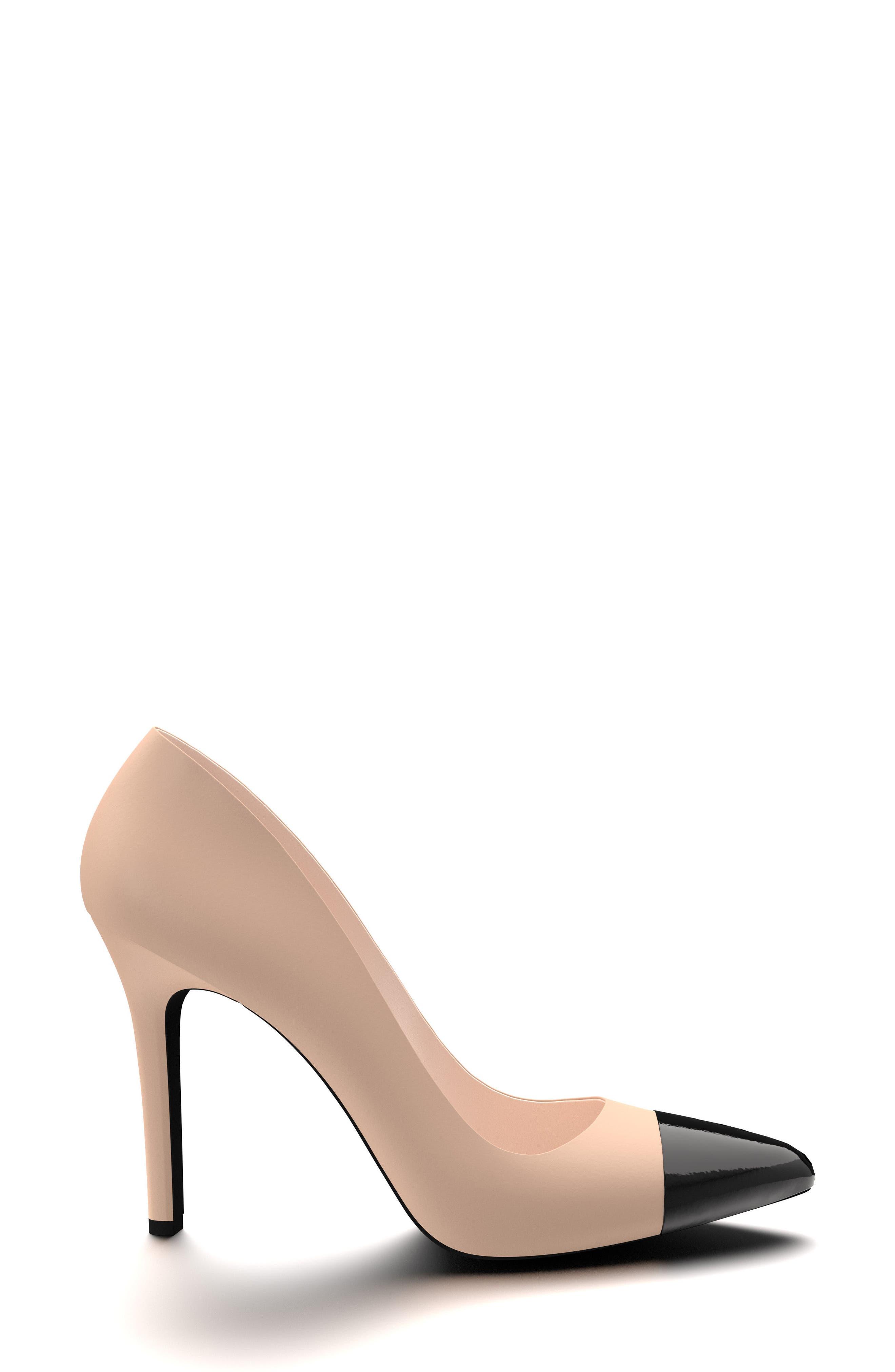 Alternate Image 2  - Shoes of Prey Cap Toe Pump (Women)