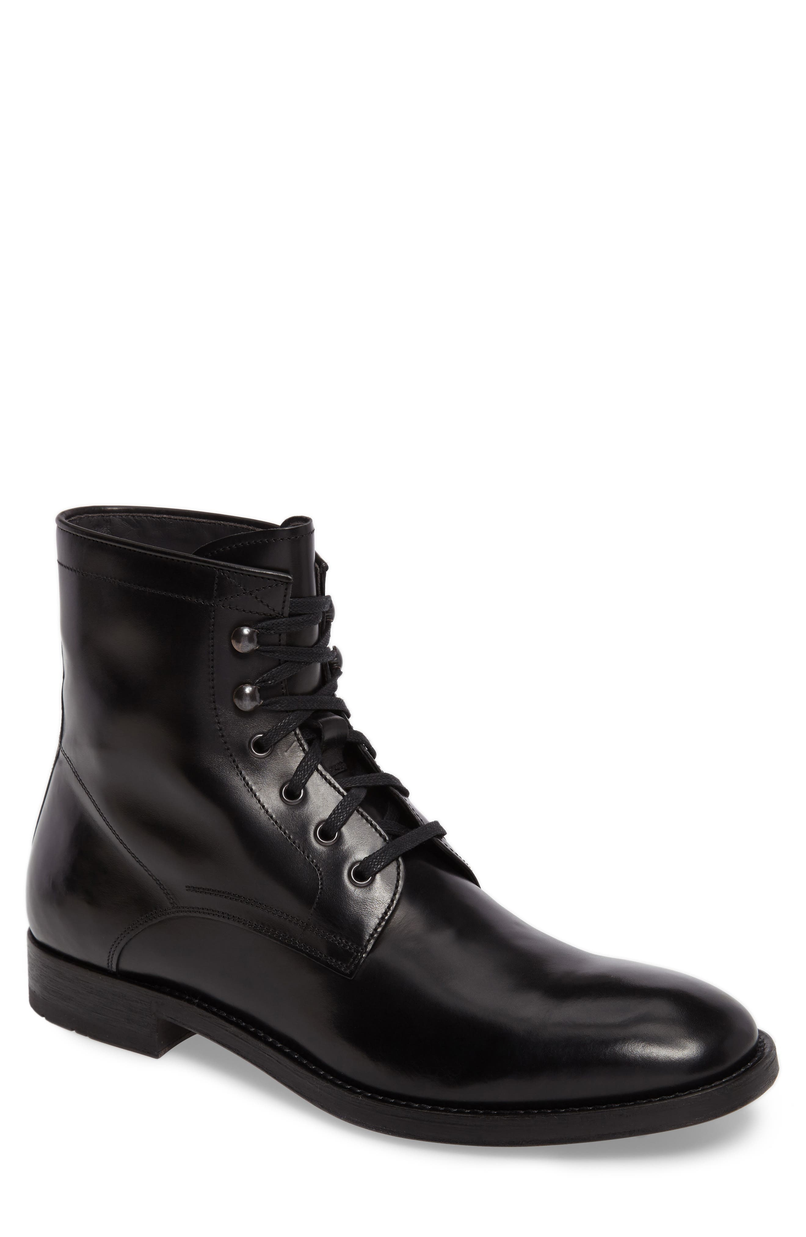 To Boot New York Astoria Plain Toe Boot (Men)