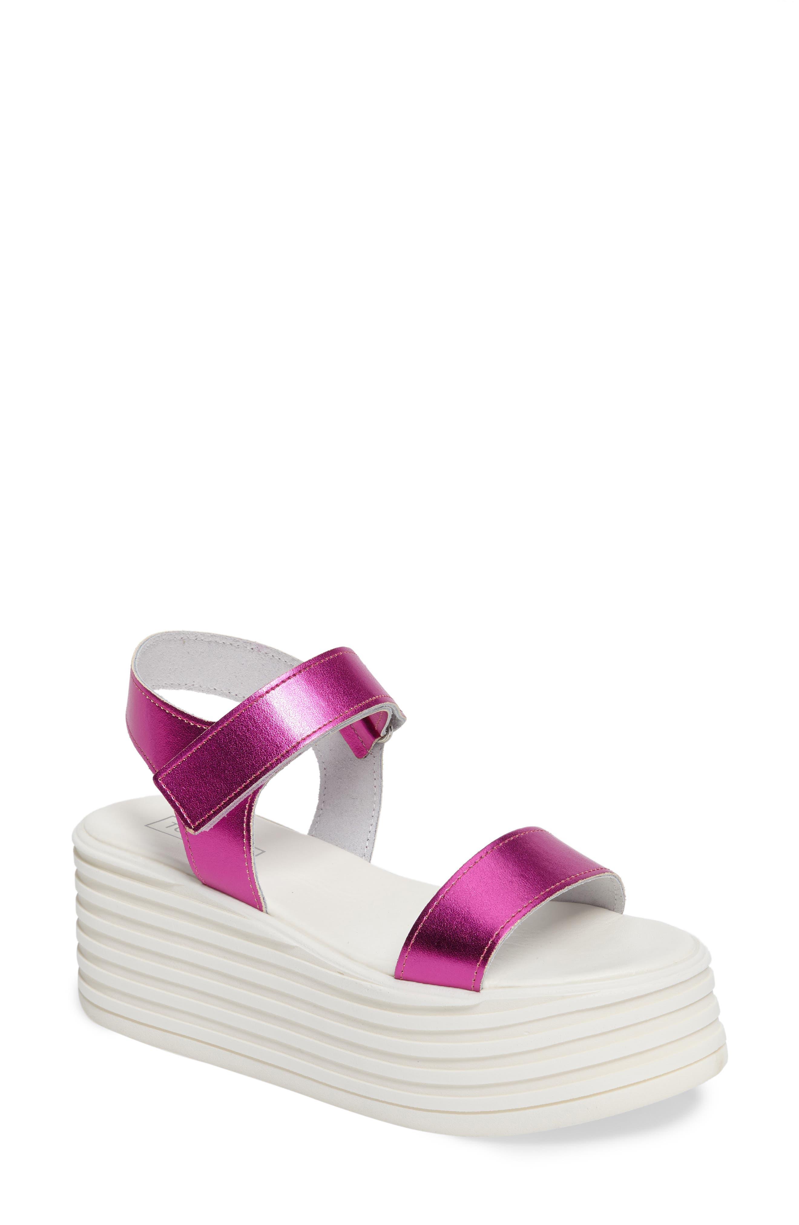 Topshop Platform Sandals (Women)