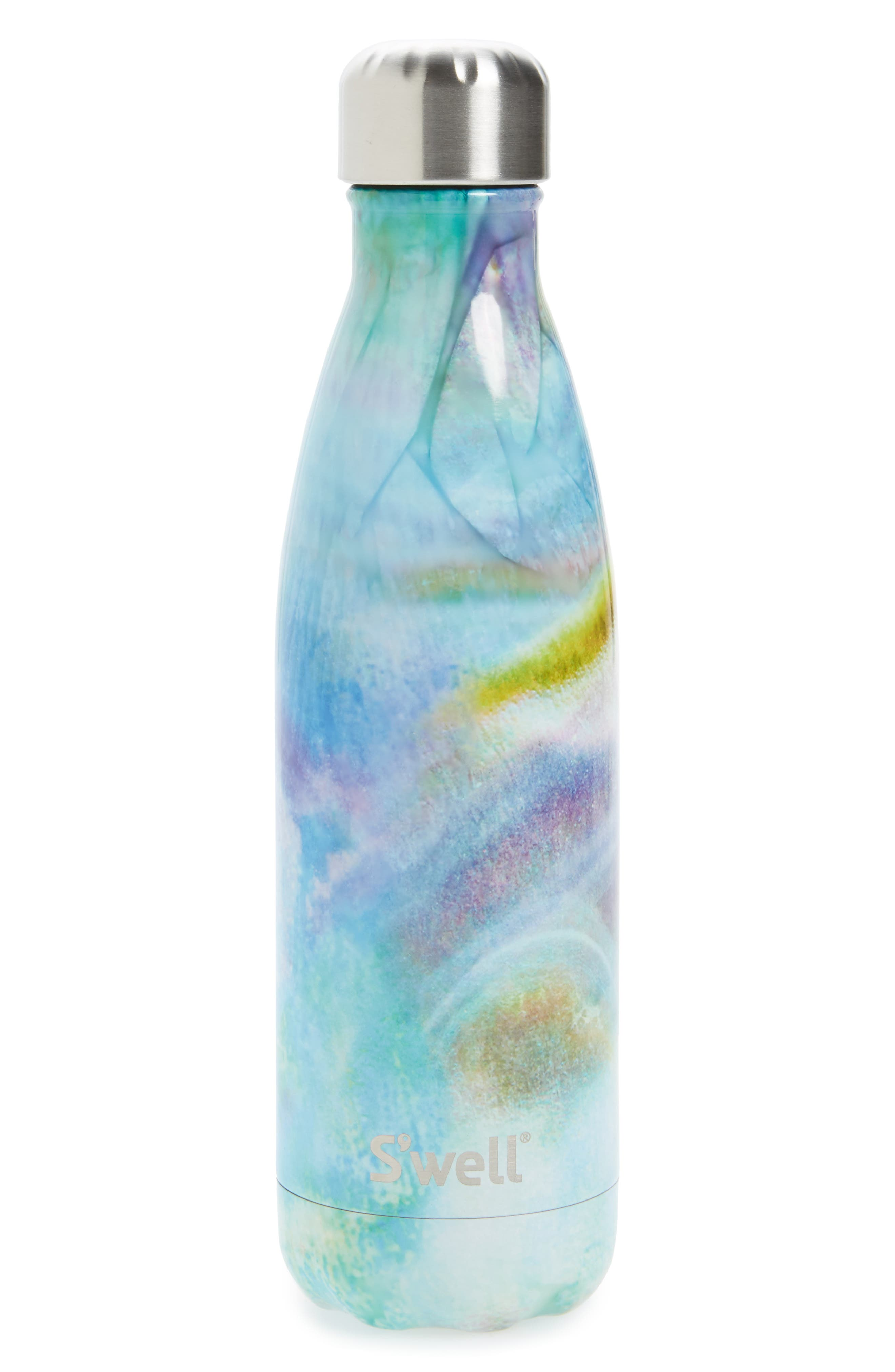 Main Image - S'well Mother-of-Pearl Stainless Steel Water Bottle