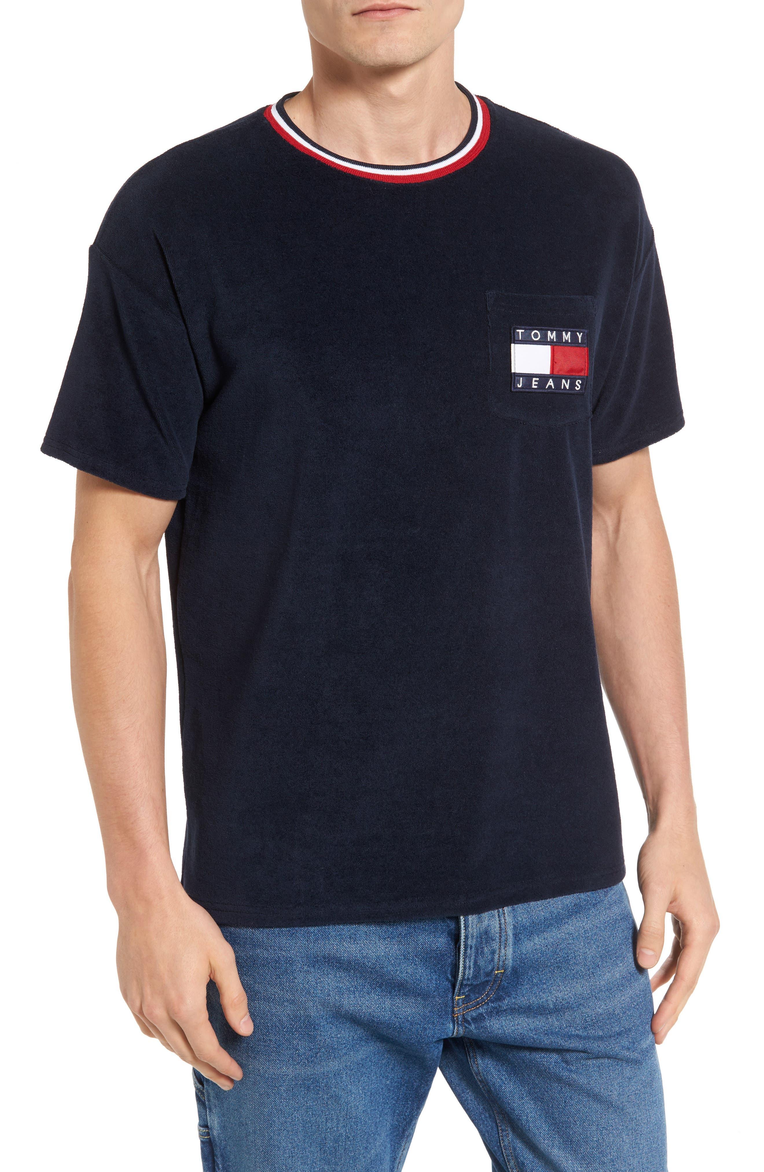 Tommy Hilfiger Logo Pocket T-Shirt