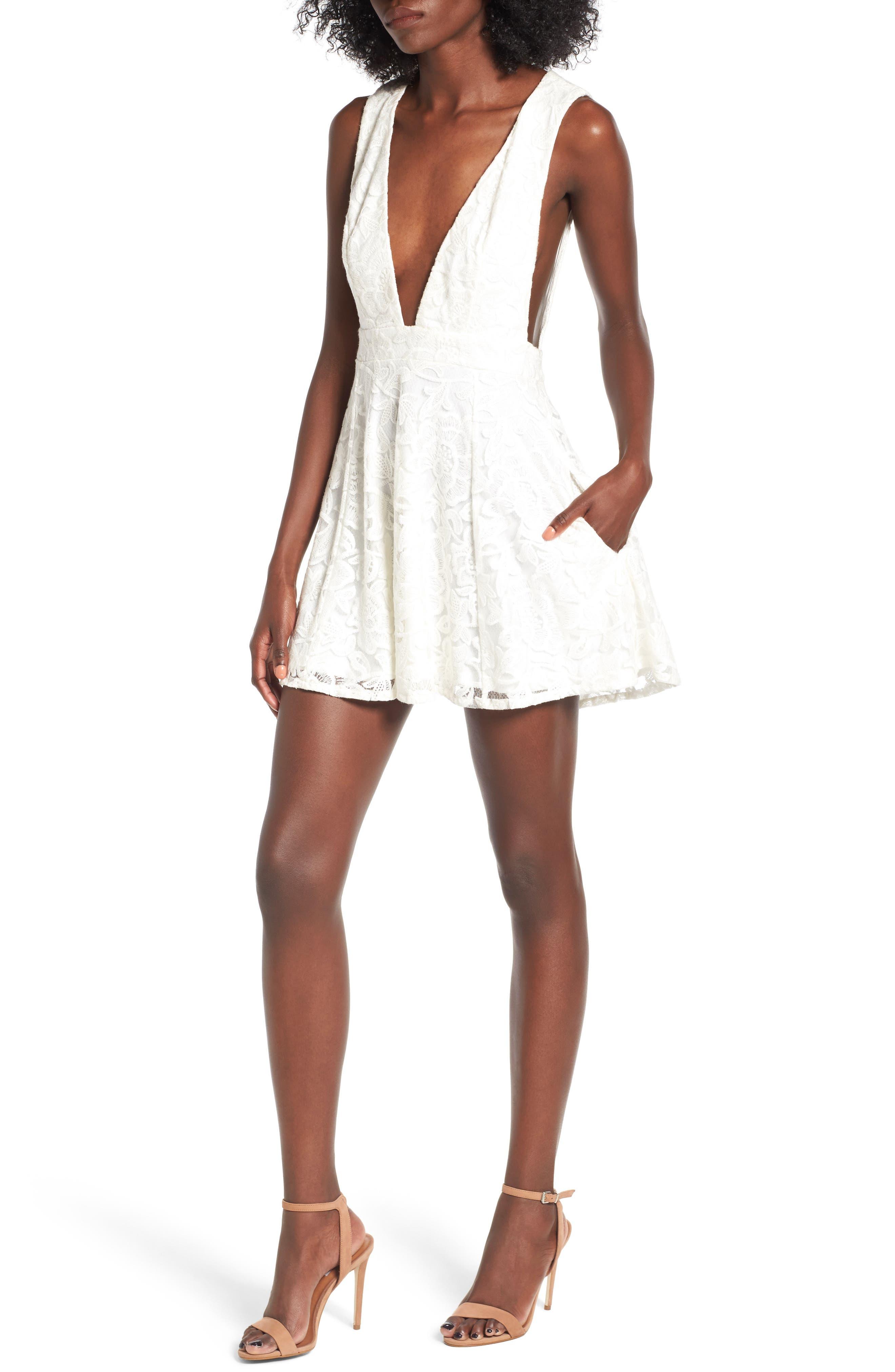 NBD Faith Lace Dress