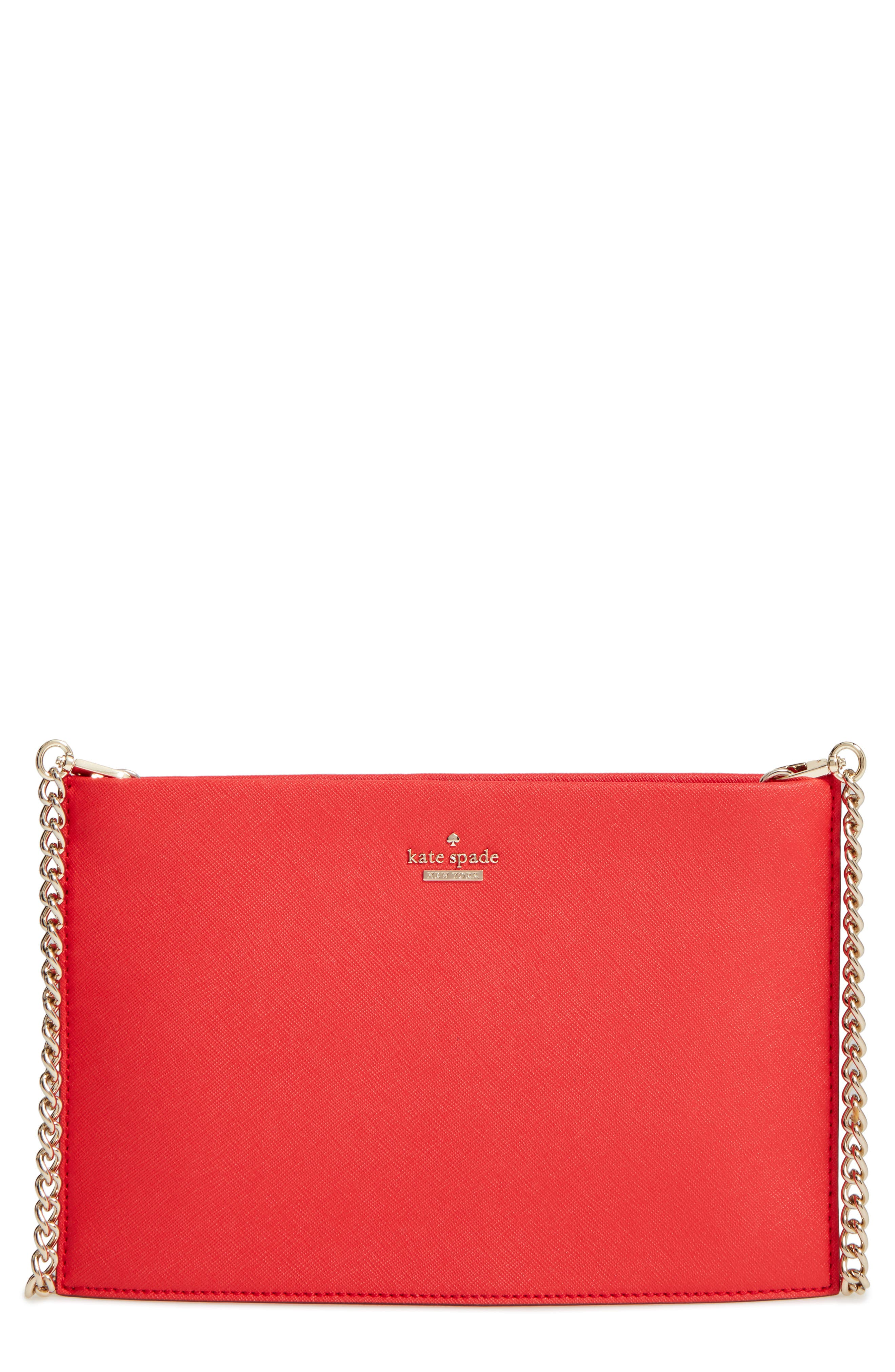 kate spade new york cameron street - sima leather shoulder bag ...