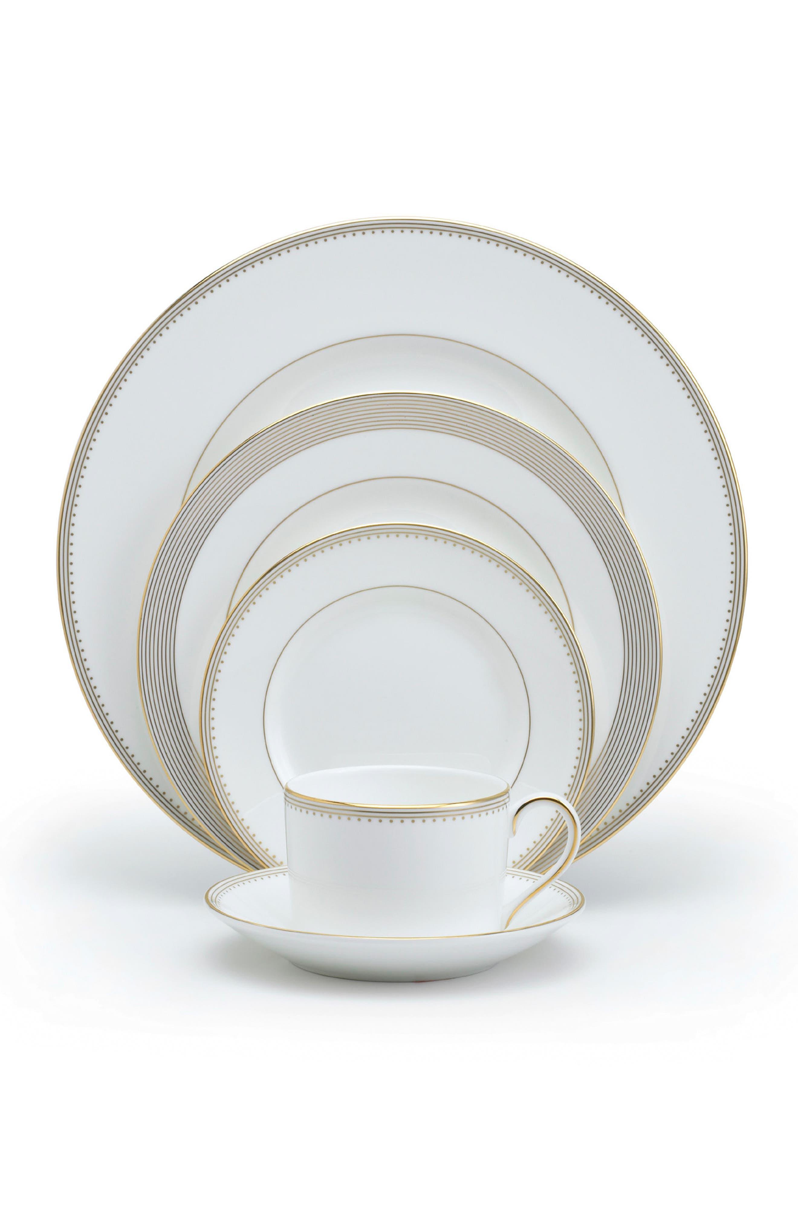 Alternate Image 1 Selected - Vera Wang 5-Piece Bone China Dinnerware Place Setting