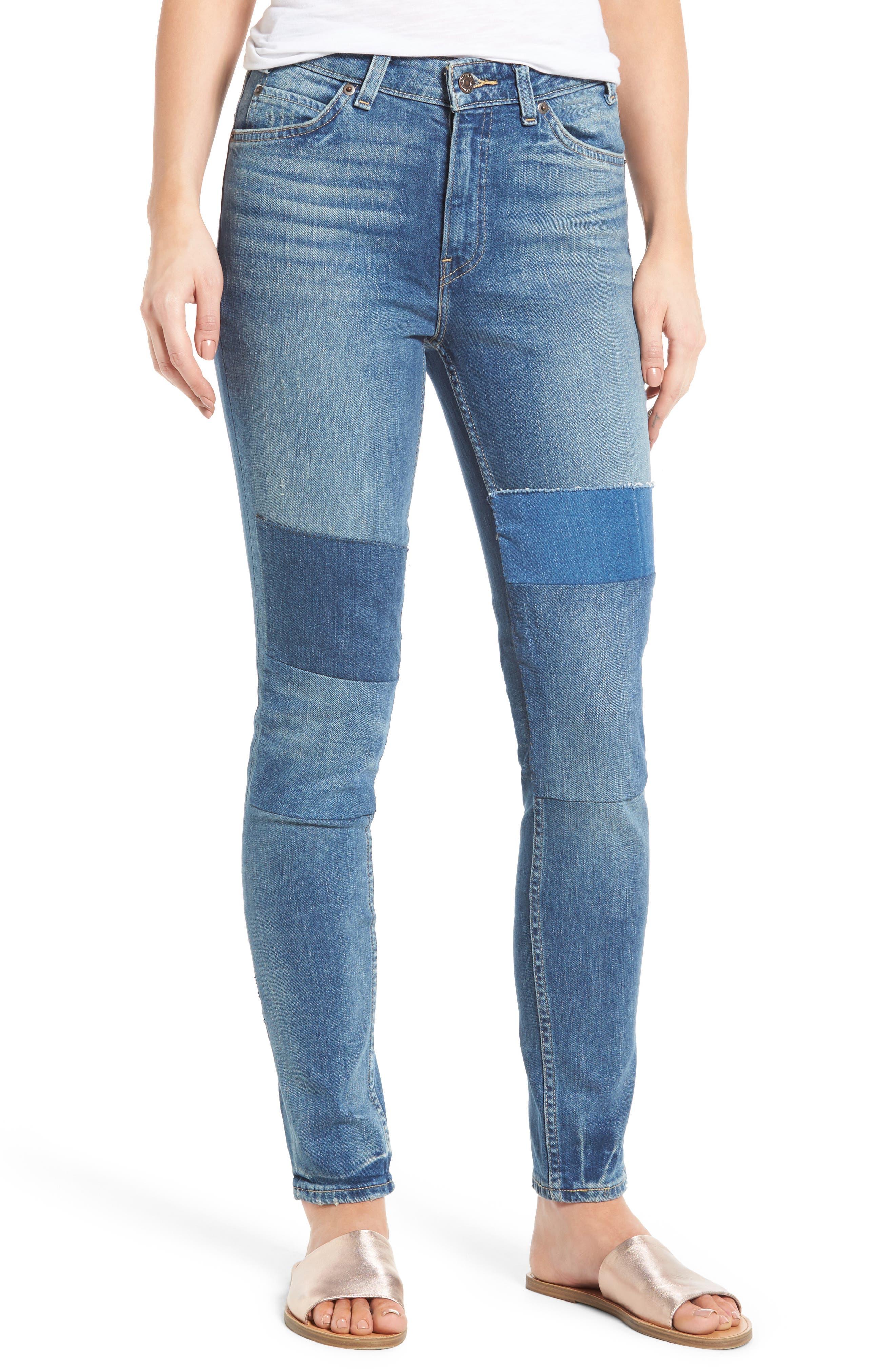 Levi's® Orange Tab 721 Vintage High Waist Skinny Jeans | Nordstrom