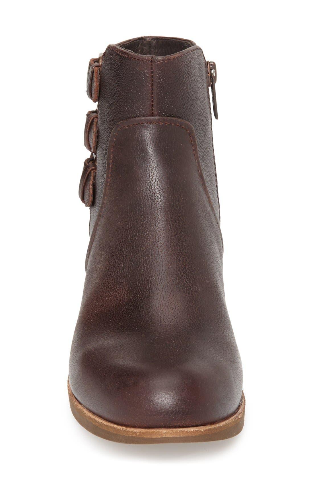 Alternate Image 3  - UGG® Australia 'Volta' Leather Ankle Boot (Women)