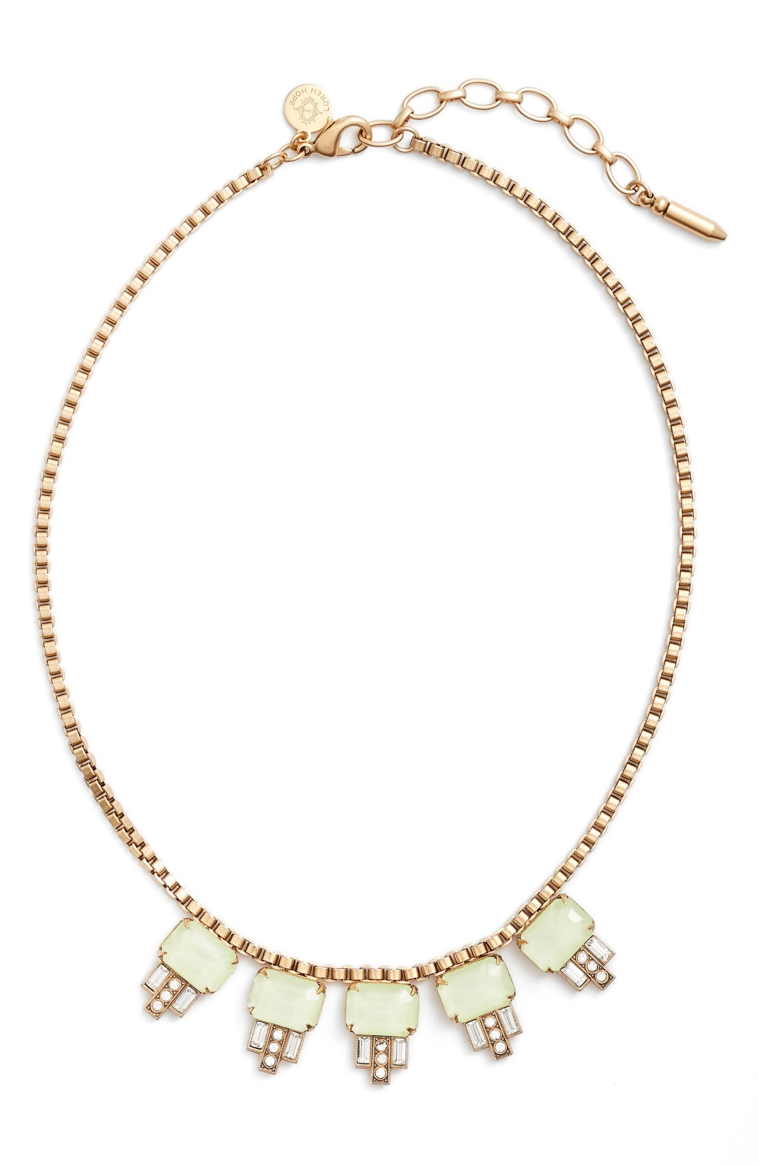 Loren Hope 'Alex' Collar Necklace