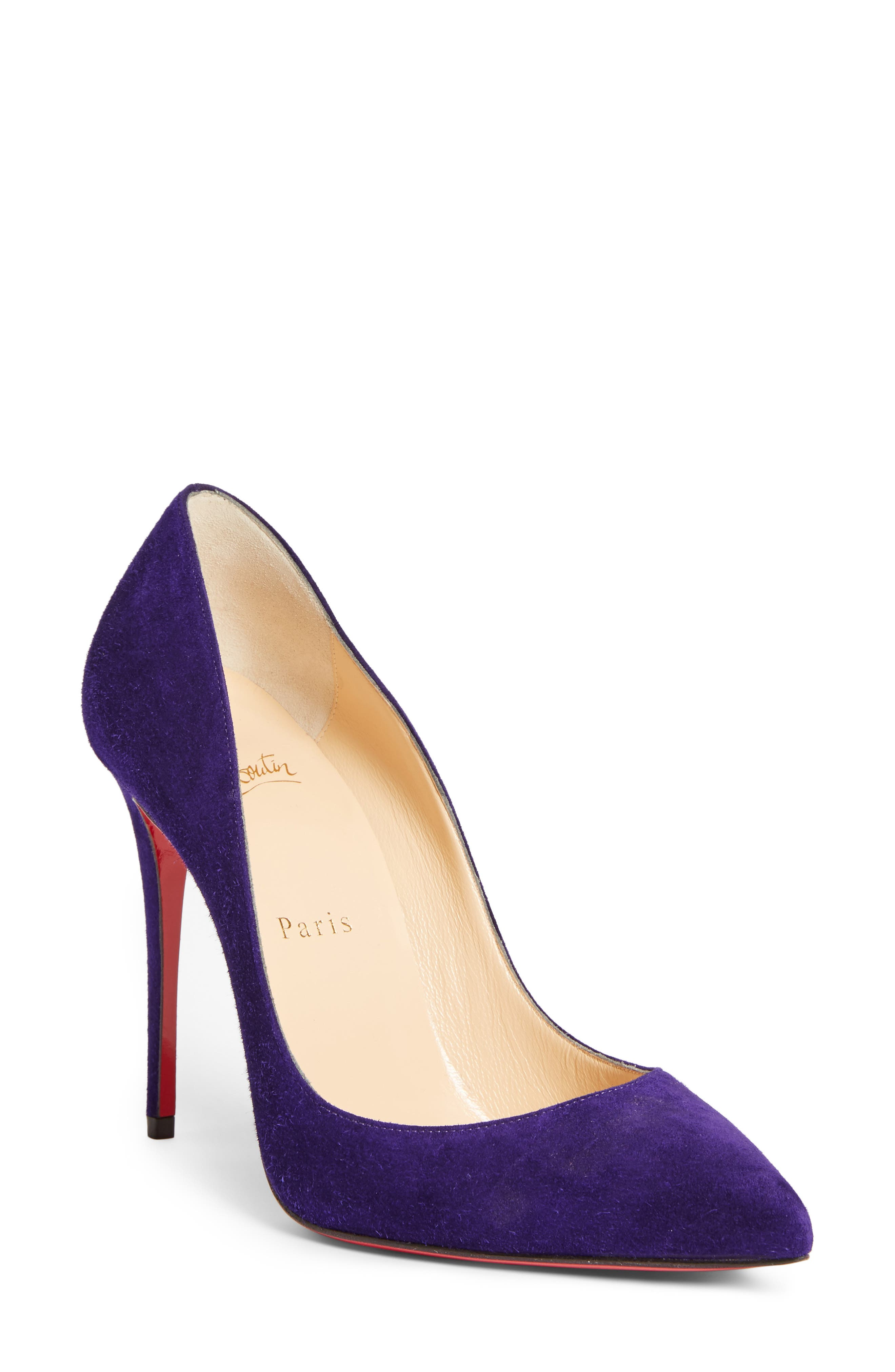 Alternate Image 1 Selected - Christian Louboutin So Kate Pointy Toe Pump