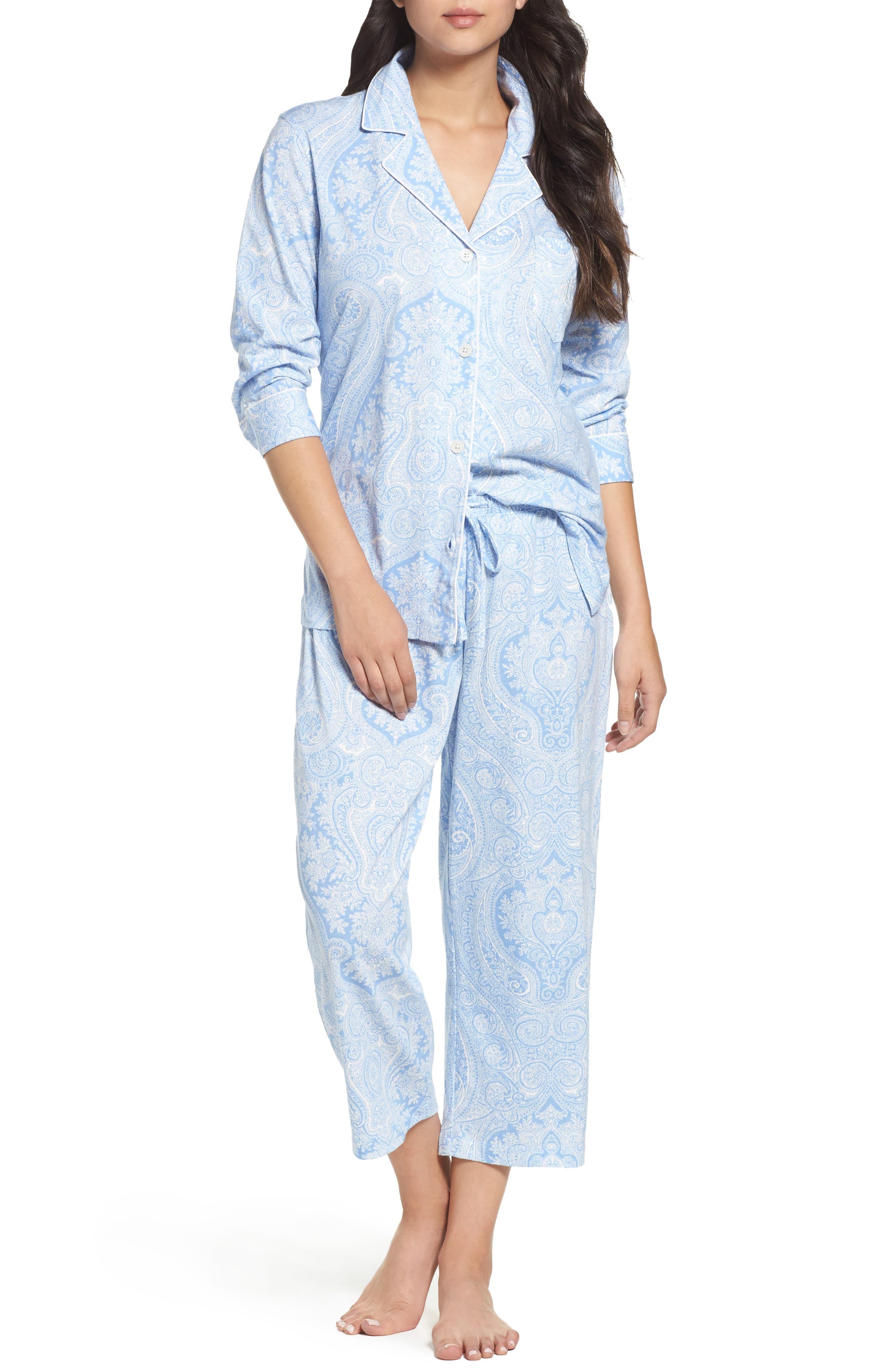 Lauren by Ralph Lauren Further Lane Pajamas