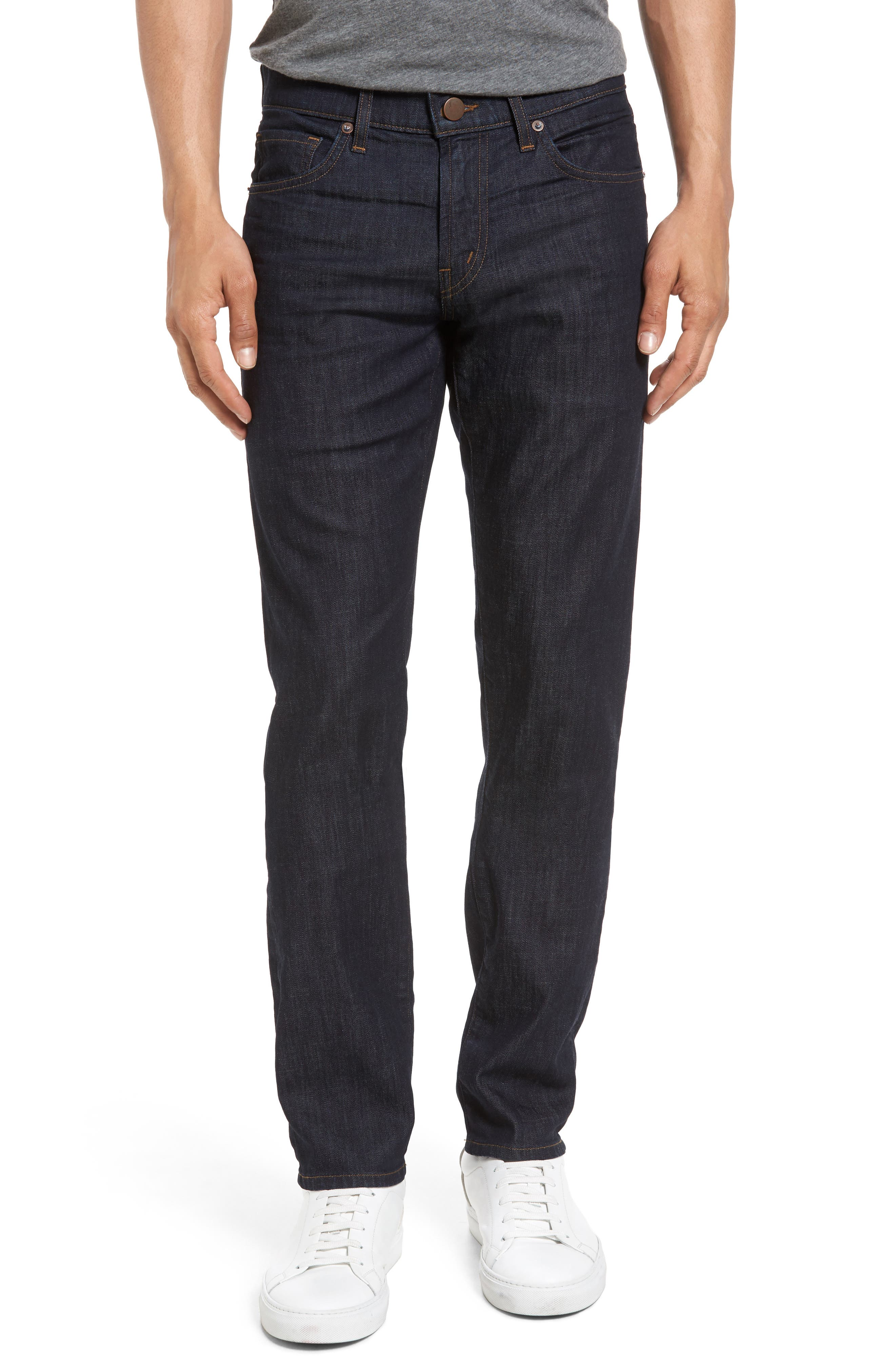 J Brand Tyler Slim Fit Jeans (Lucidity)