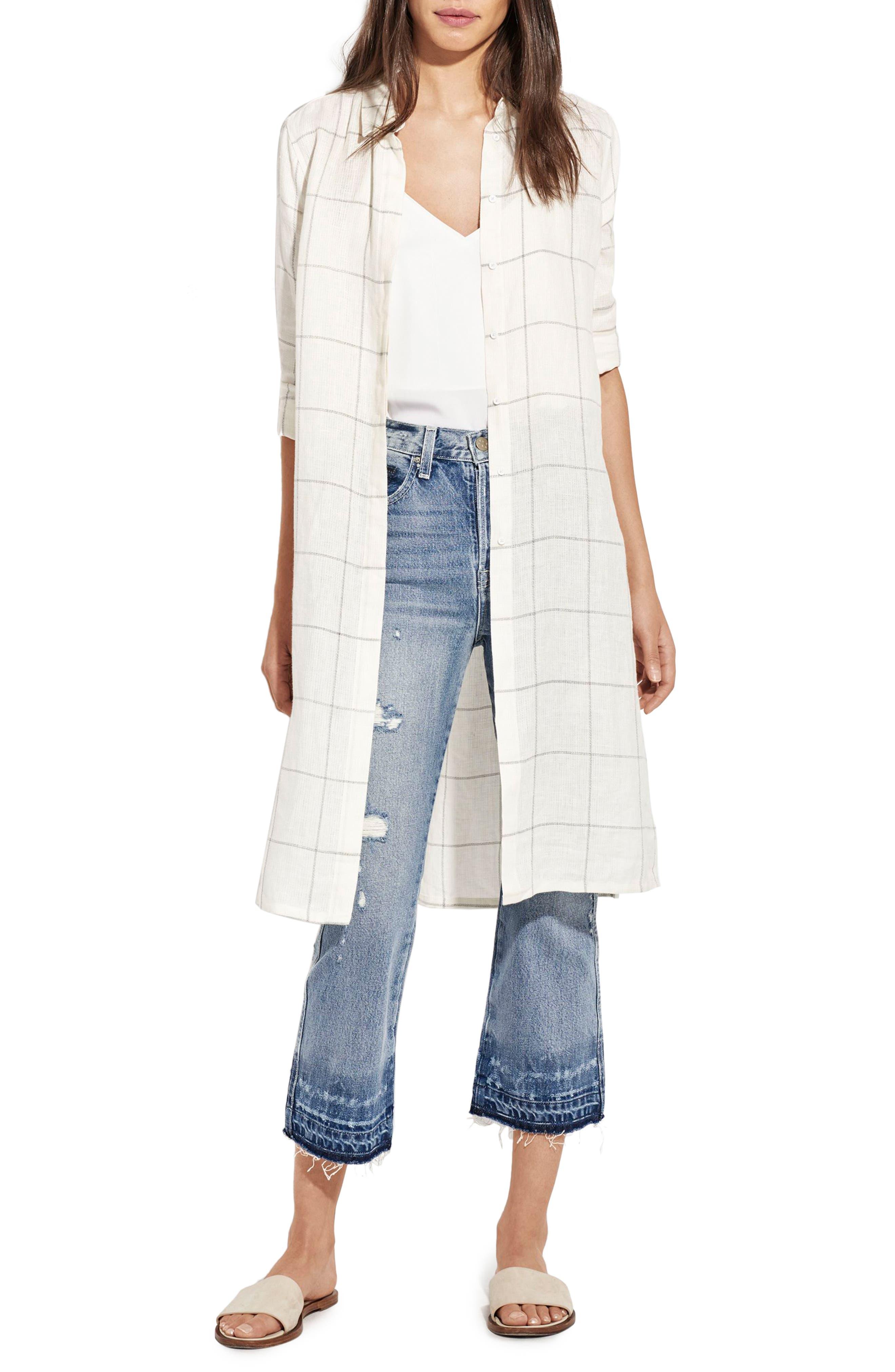 AYR The Winx Linen Jacket