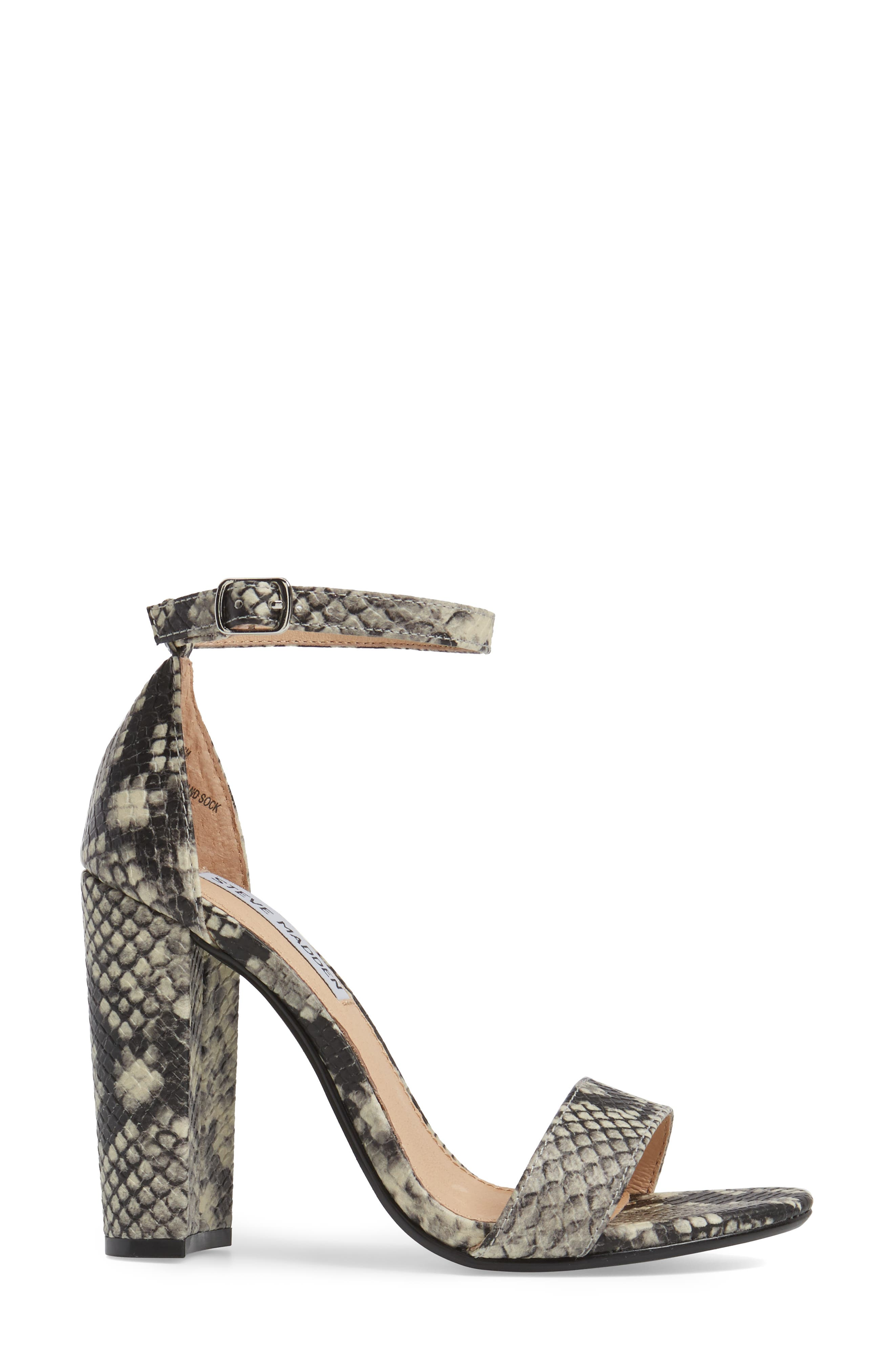 Alternate Image 3  - Steve Madden Carrson Sandal (Women)