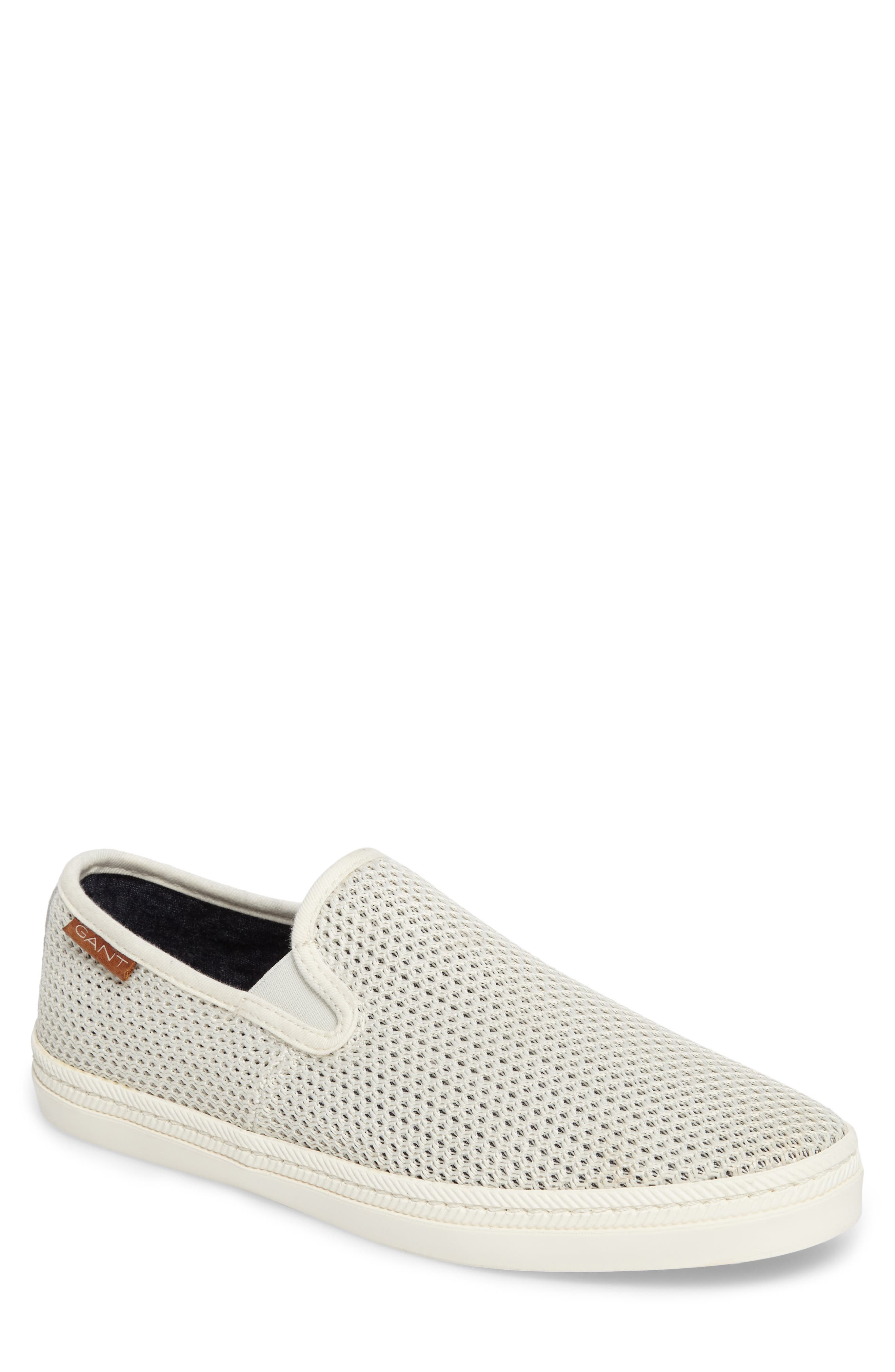 Gant Delray Woven Slip-On Sneaker (Men)