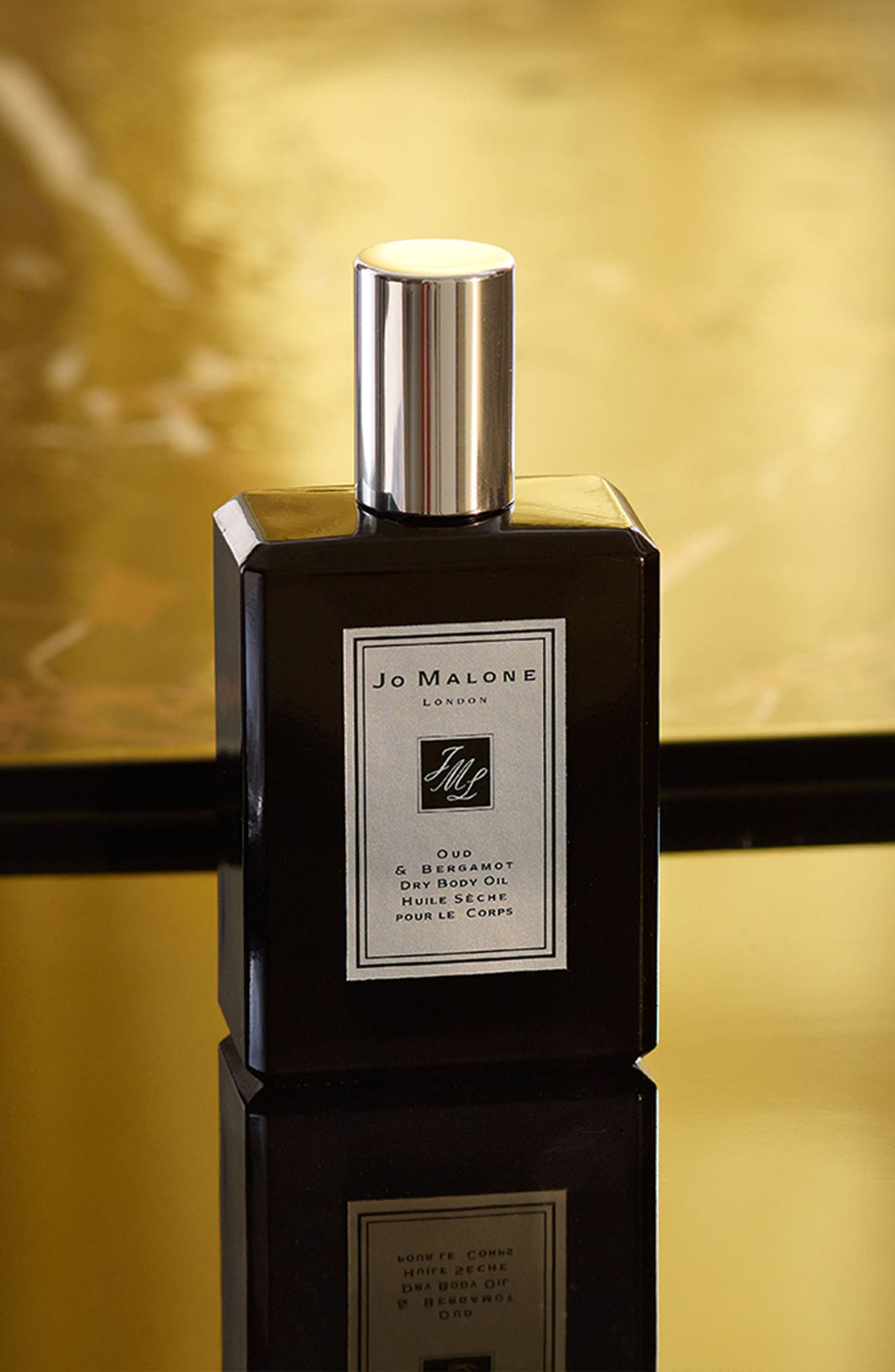 Alternate Image 4  - Jo Malone London™ 'Oud & Bergamot' Dry Body Oil