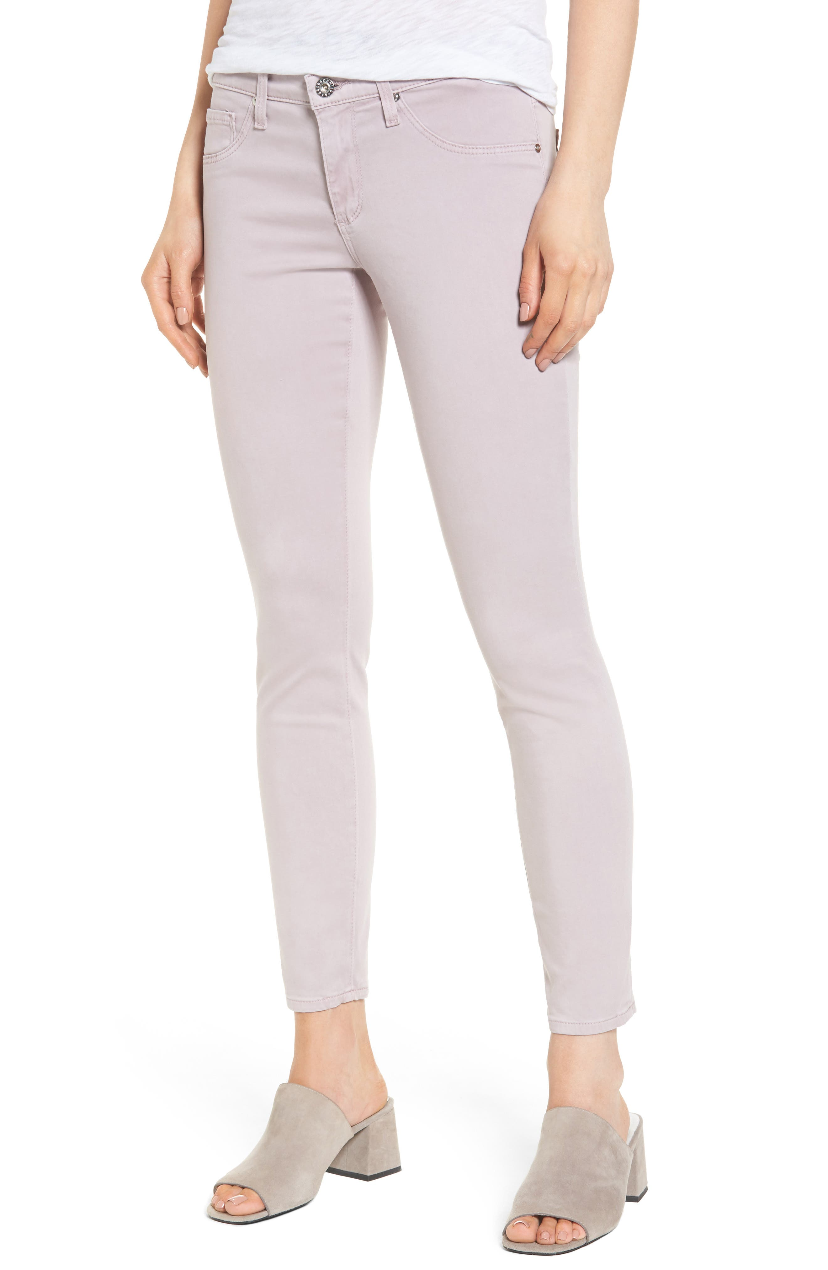 AG 'The Legging' Coated Ankle Jeans | Nordstrom