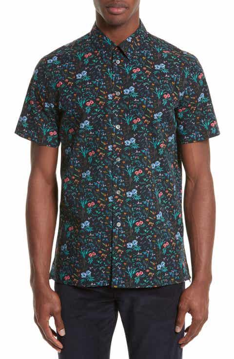 PS Paul Smith Cotton Sport Shirt