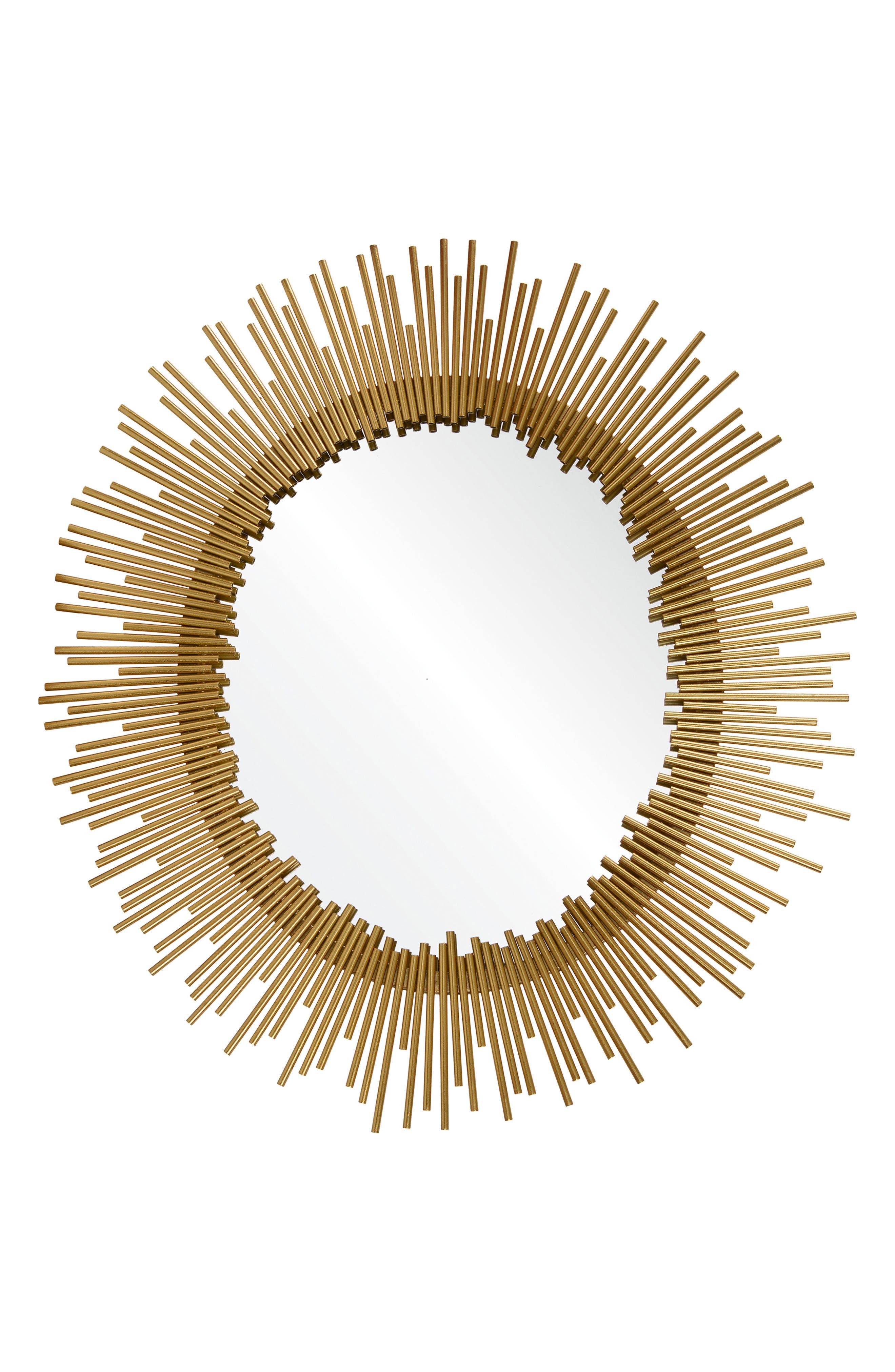 Renwil Orwell Oval Mirror