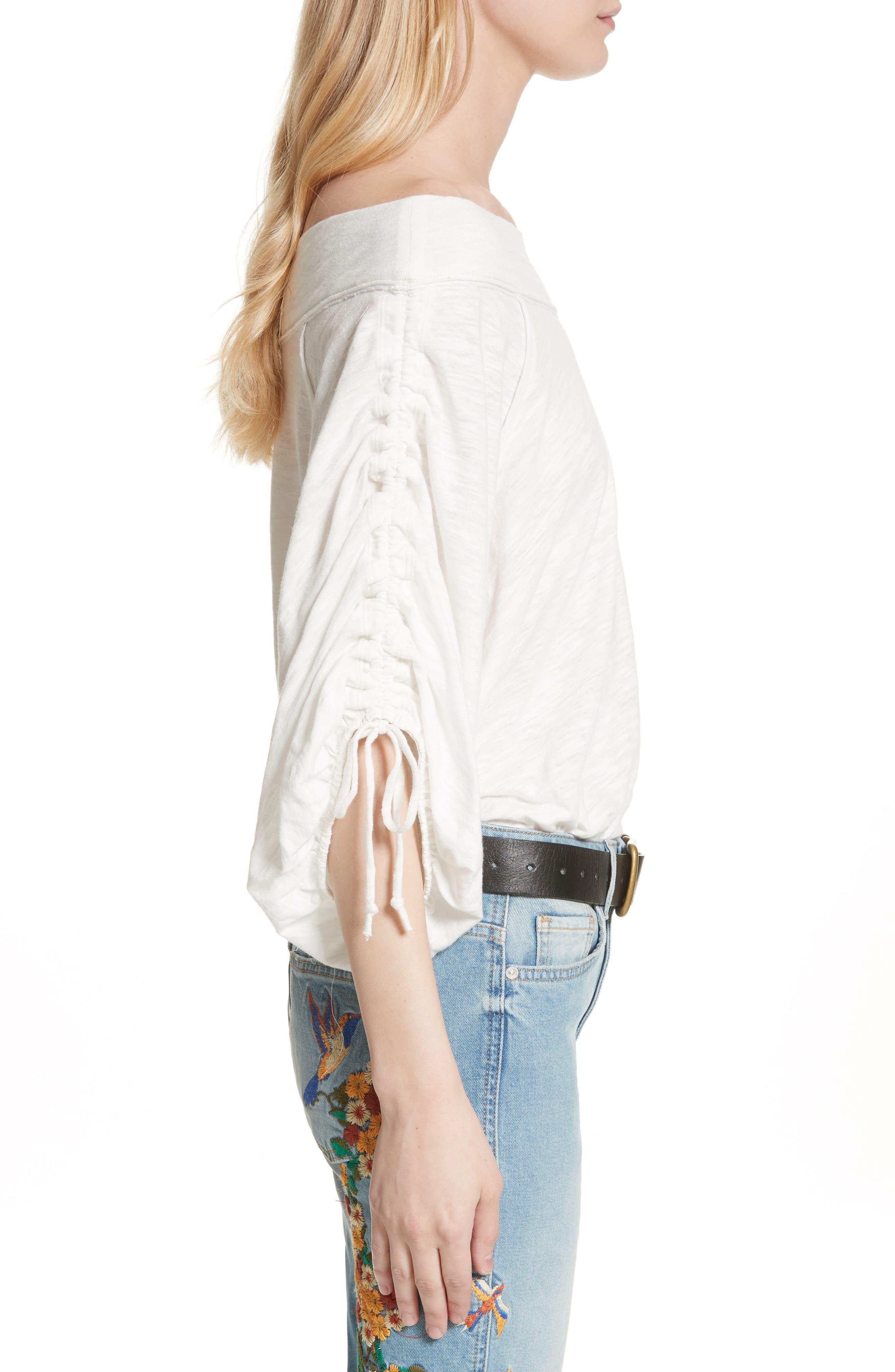 Alternate Image 3  - Free People Bohema Off the Shoulder Top