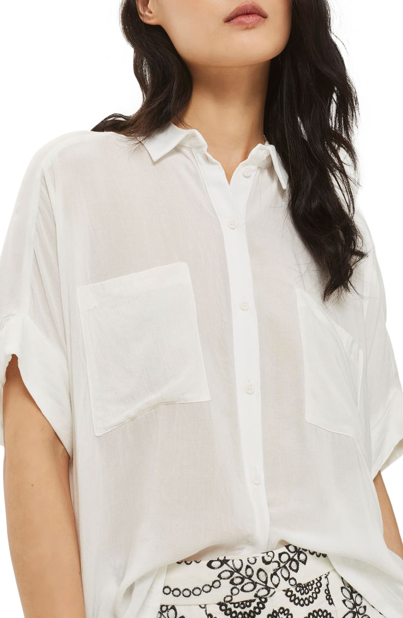 Topshop Joey Shirt