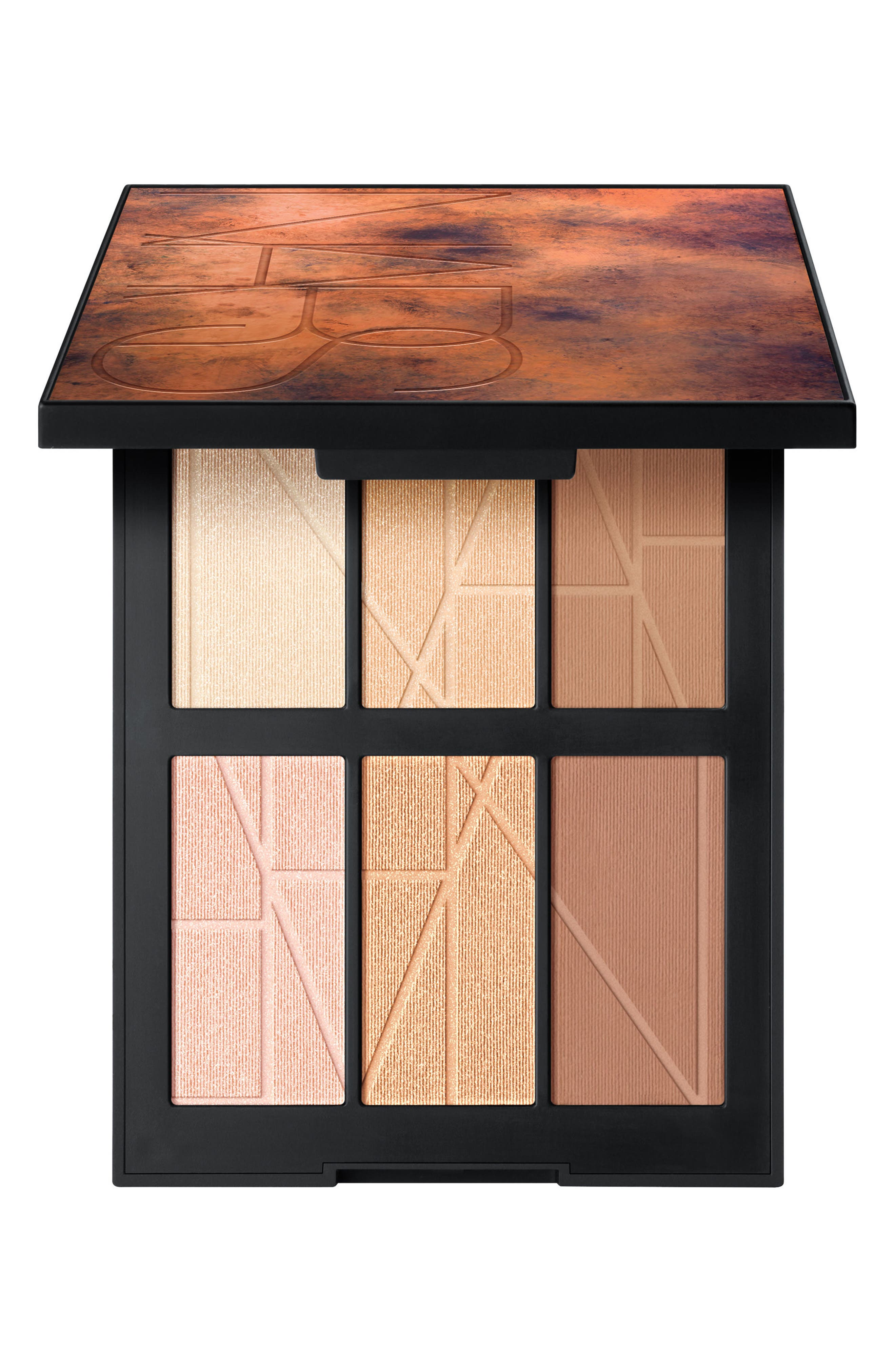 NARS Bord de Plage Highlighting & Bronzing Palette (Nordstrom Exclusive)