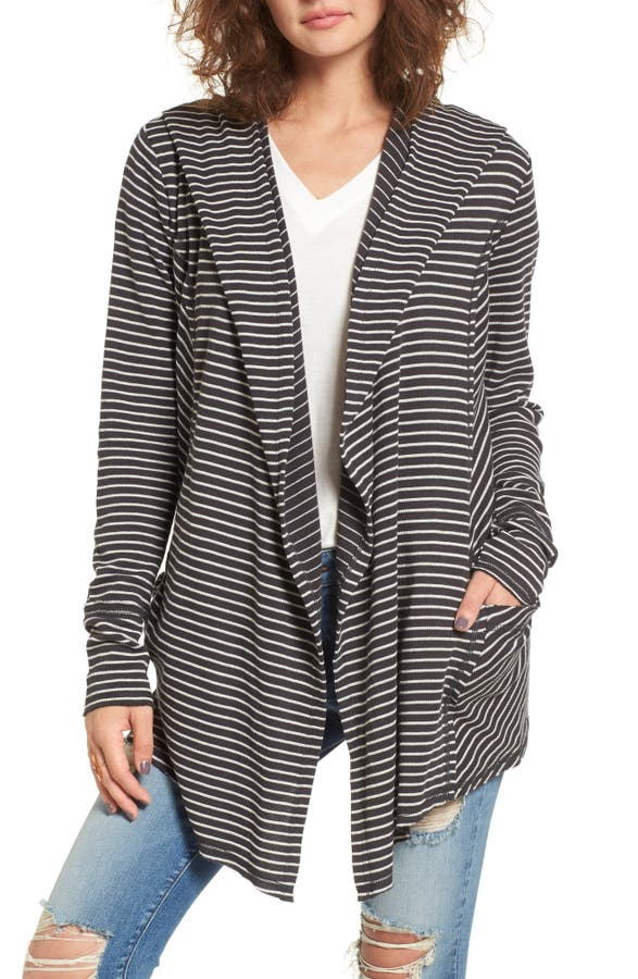 Main Image - Billabong Make Way Thermal Hooded Cardigan