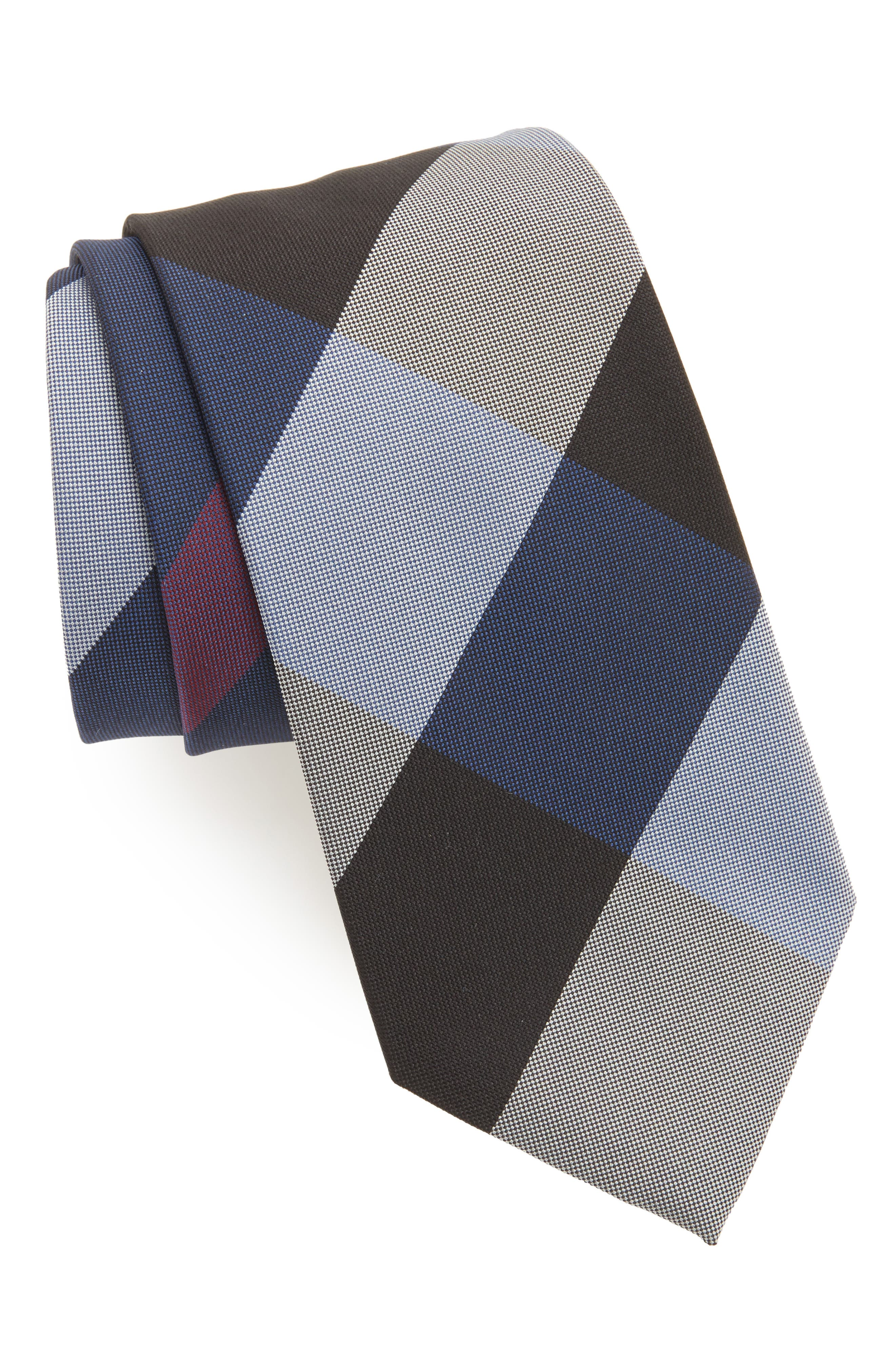 Burberry Clinton Silk Tie