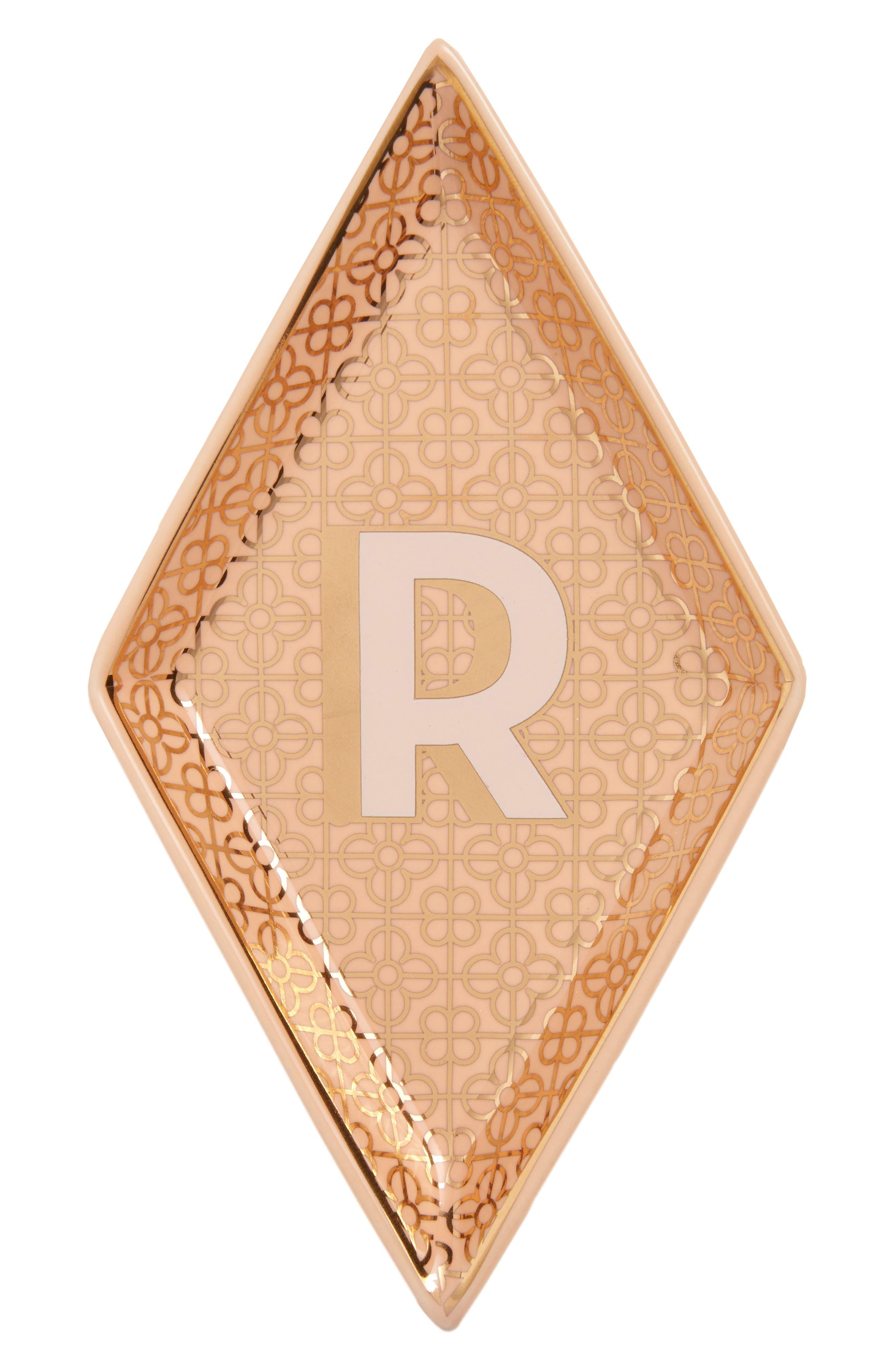 Roseanna Porcelain Alphabet Trinket Tray (Nordstrom Exclusive)