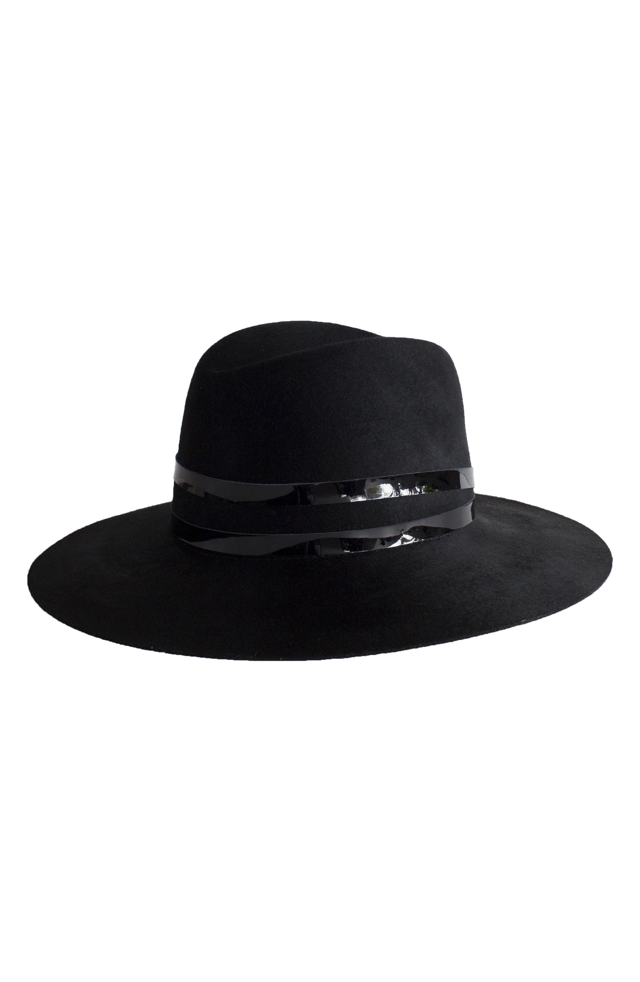 Janessa Leone Logan Wool Hat