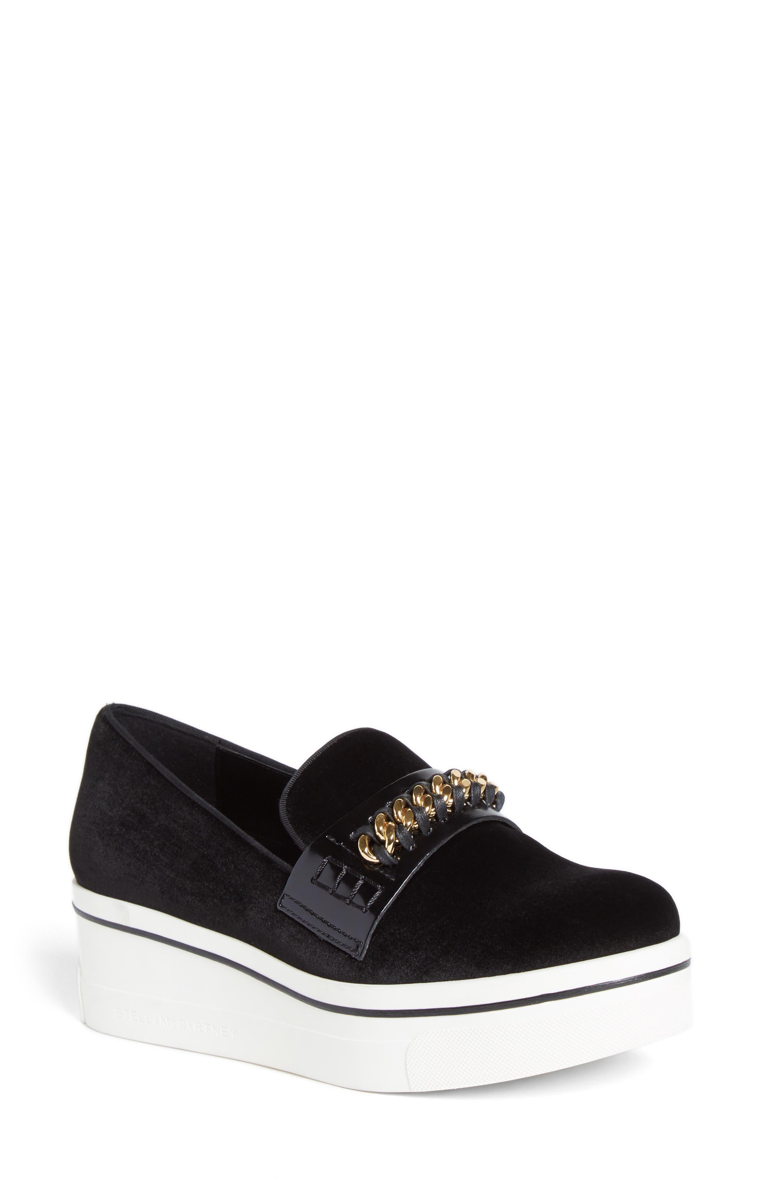 Stella McCartney Binx Flatform Sneaker (Women)