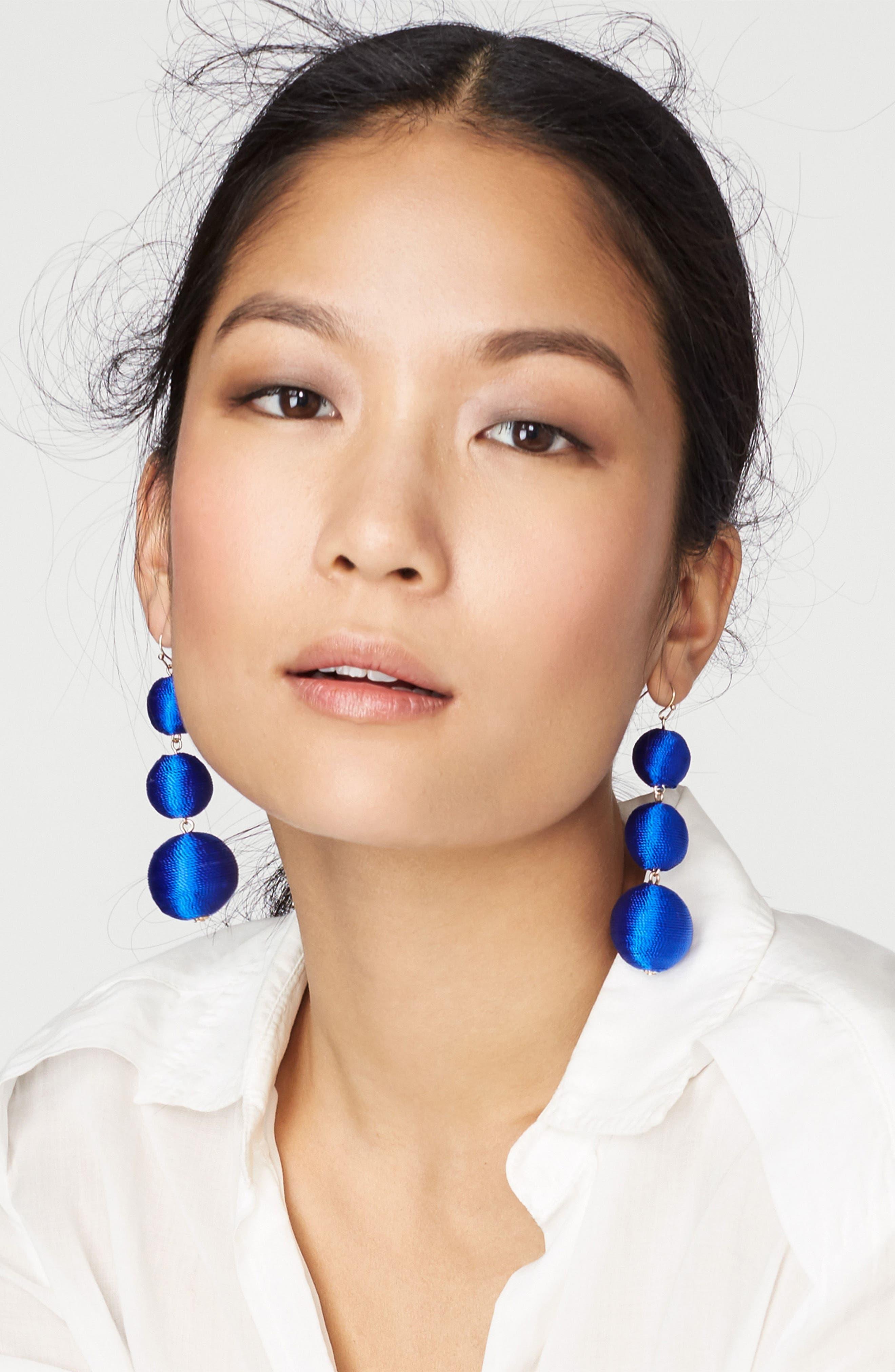 Alternate Image 2  - BaubleBar Crispin Drop Earrings