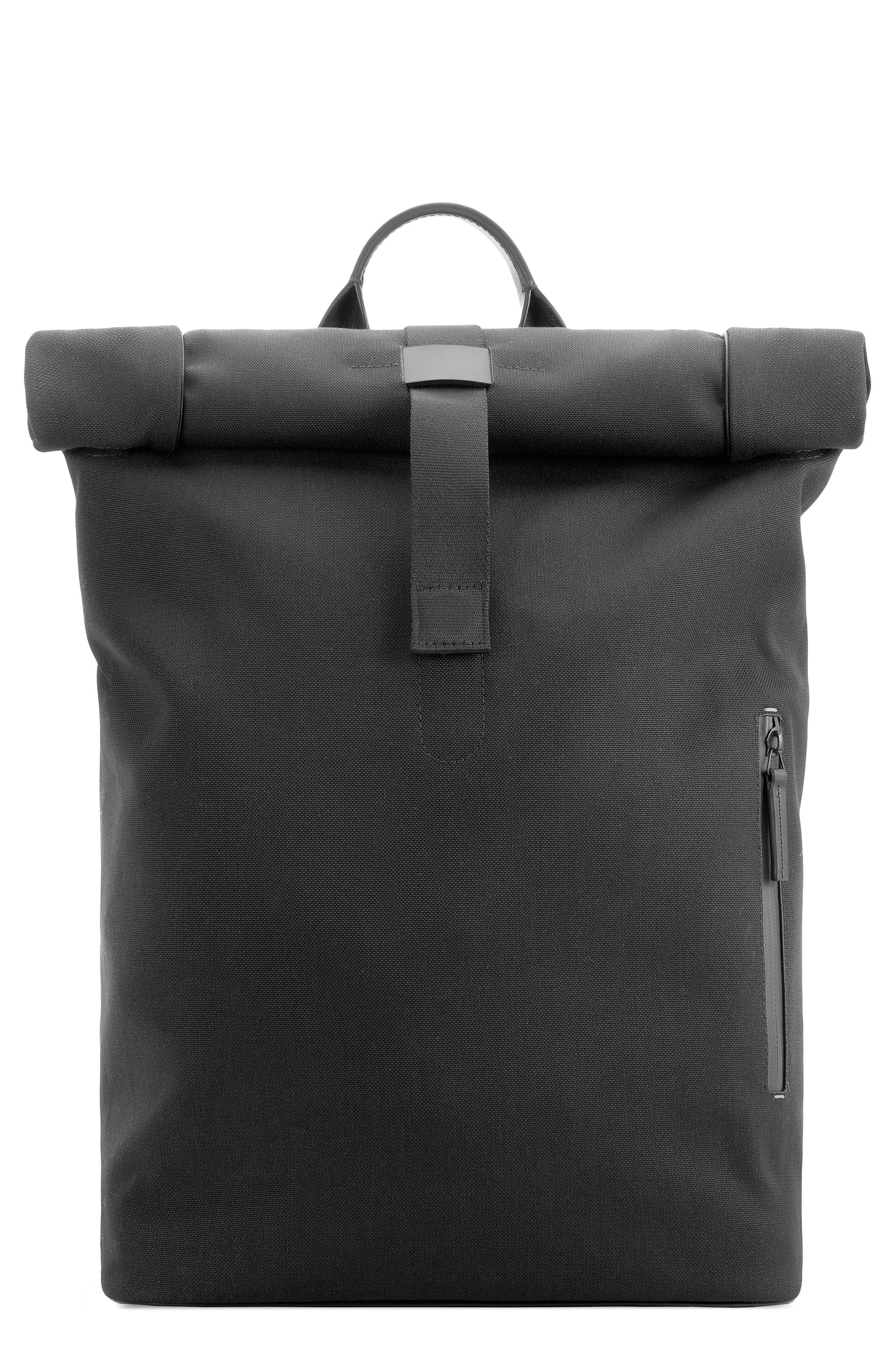 Troubadour Nylon Backpack